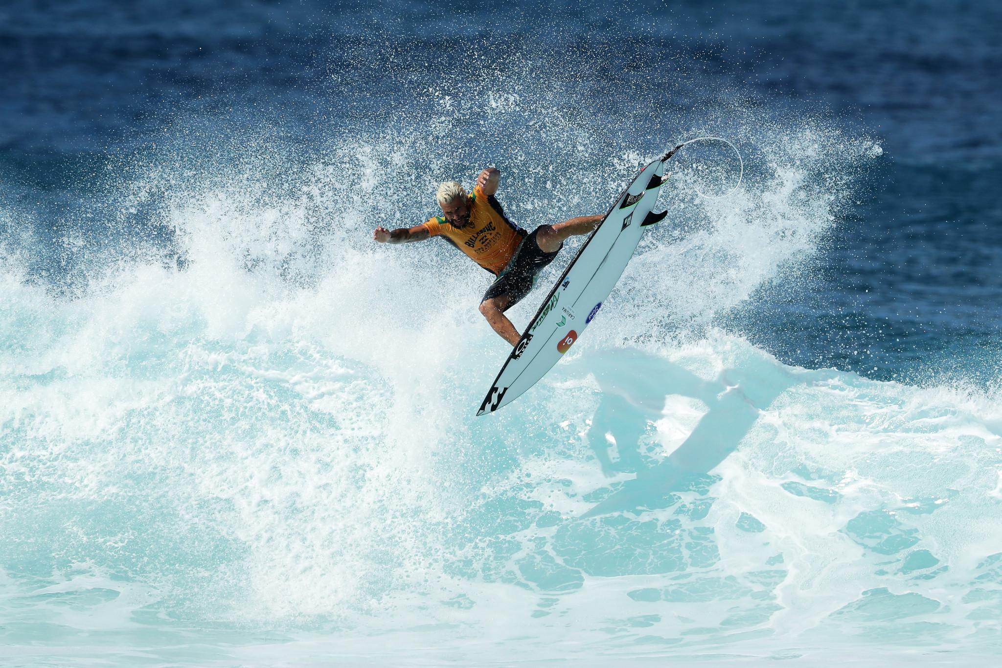 Newcastle poised to launch World Surf League's four-leg Australian swing