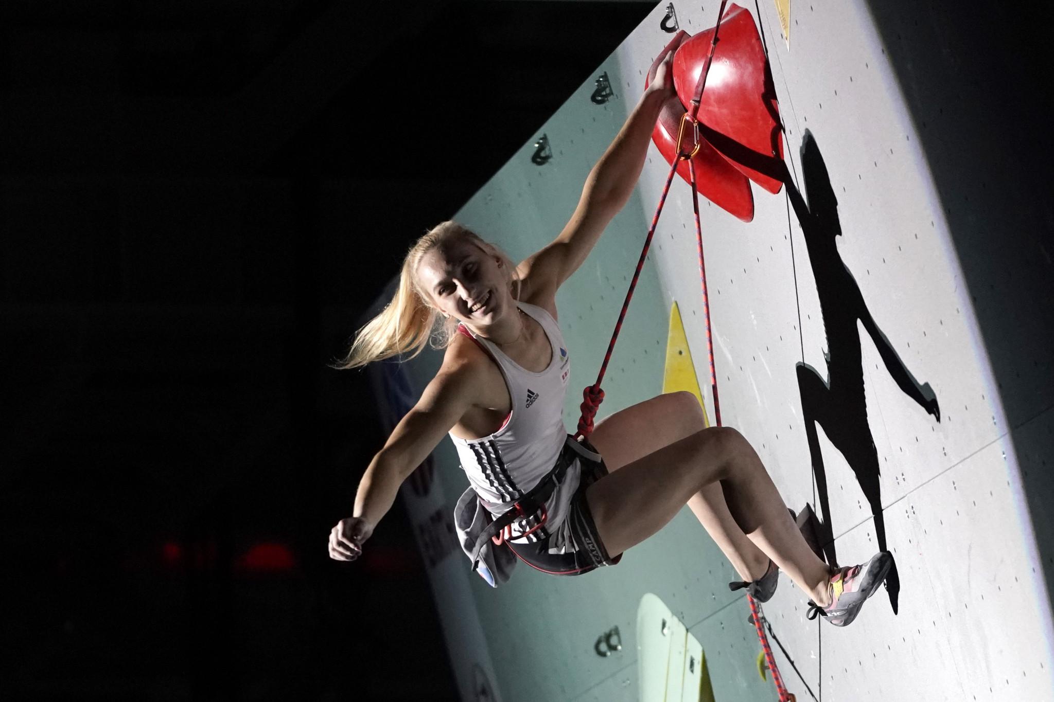 Sport climbing will make its European Games debut at Kraków-Małopolska 2023 ©Getty Images