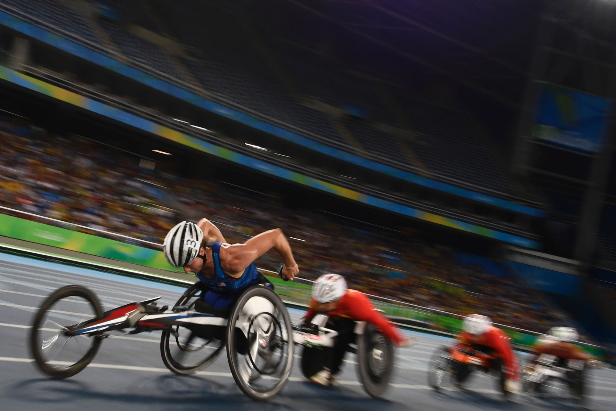 Classification usually cannot occur at the Paralympic Games itself  ©Getty Images