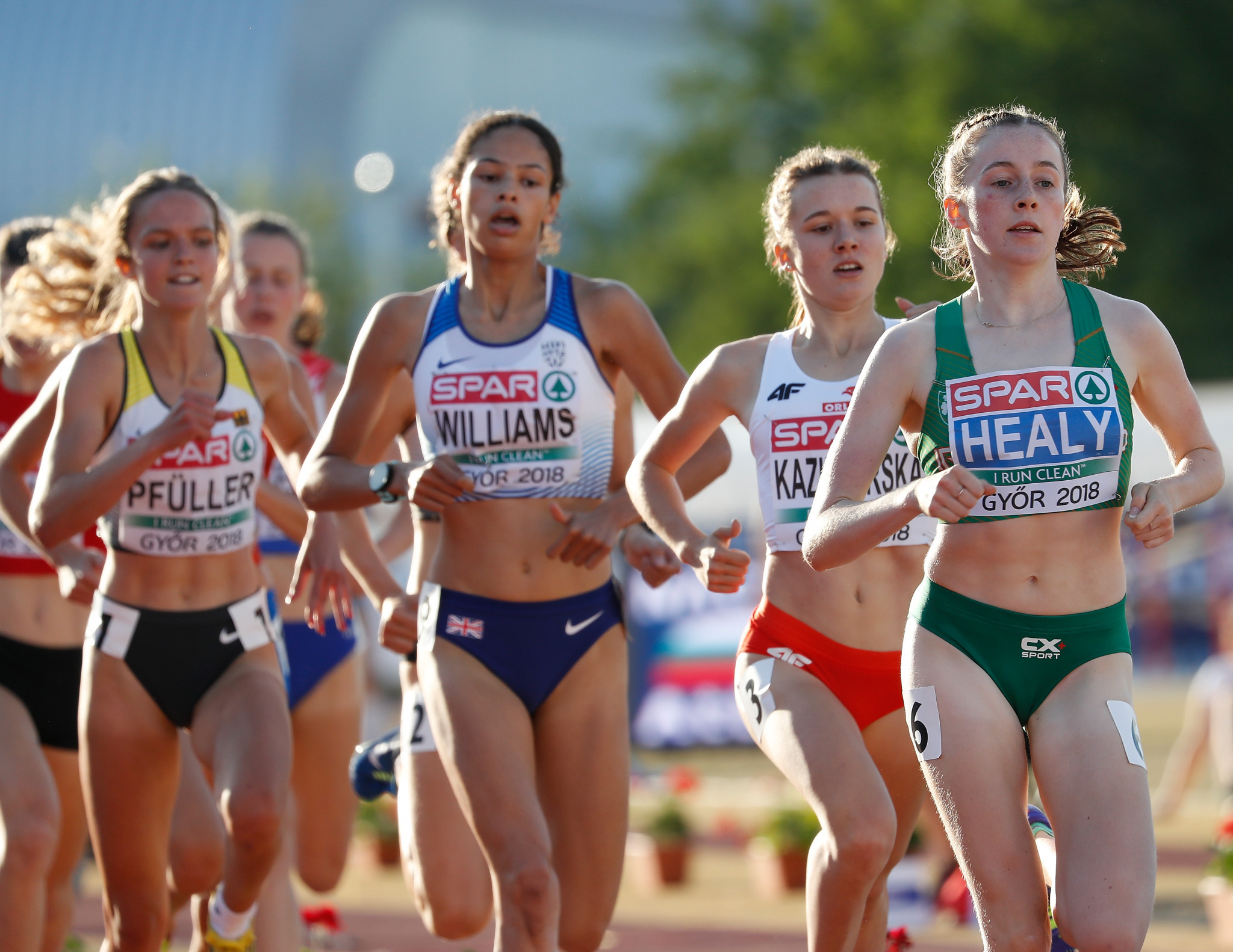 European Athletics Under-18 Championships cancelled due to COVID-19