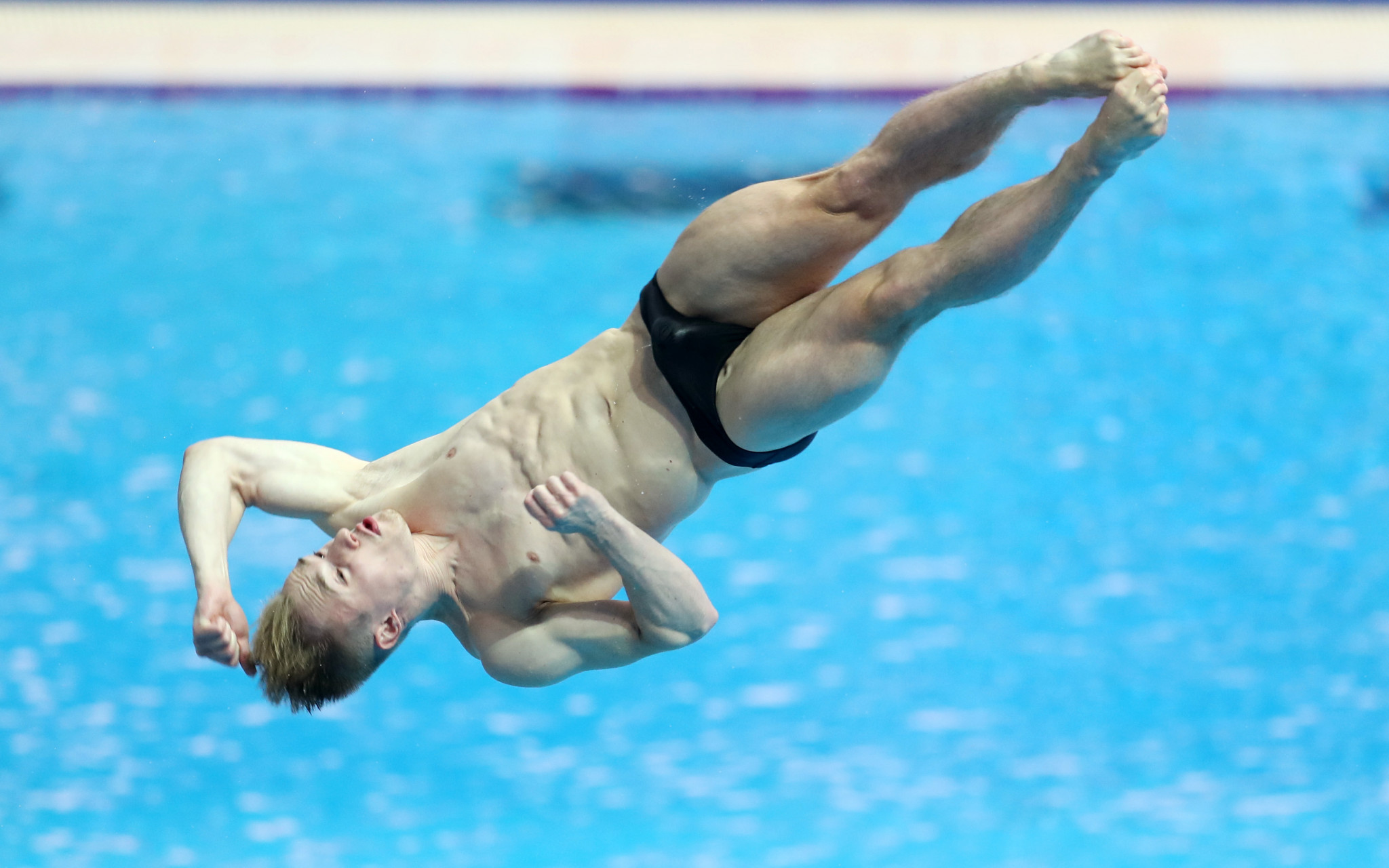 Some of the world's top divers were expected to head to Tokyo this month including Britain's Olympic champion Jack Laugher ©Getty Images