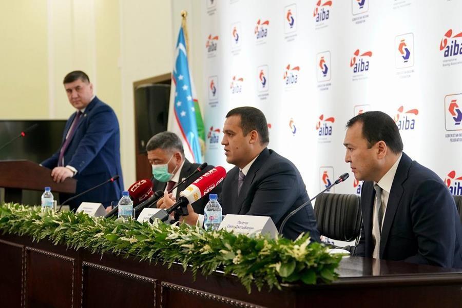 Tashkent named host of 2023 AIBA Men's World Boxing Championships