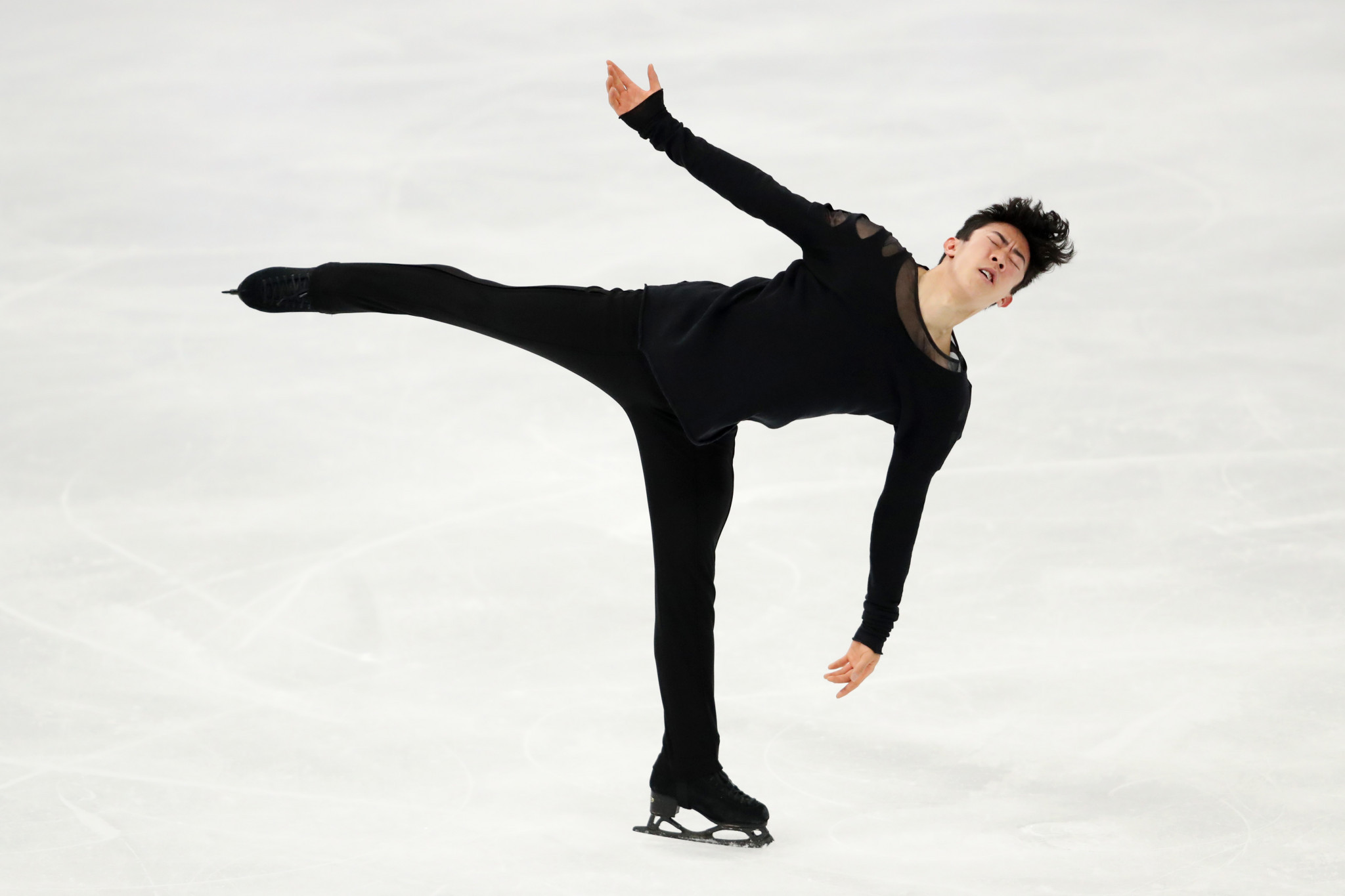 Reigning world champion Nathan Chen will look to help the United States retain their World Team Trophy crown ©Getty Images