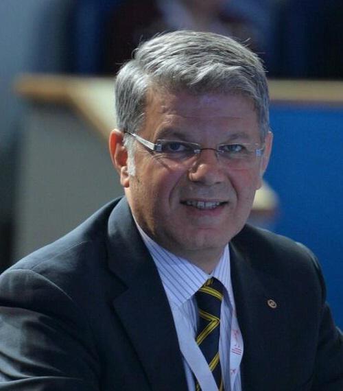 "Hasan Akkus has ""stepped aside"" as President of the European Weightlifting Federation ©Hasan Akkus"