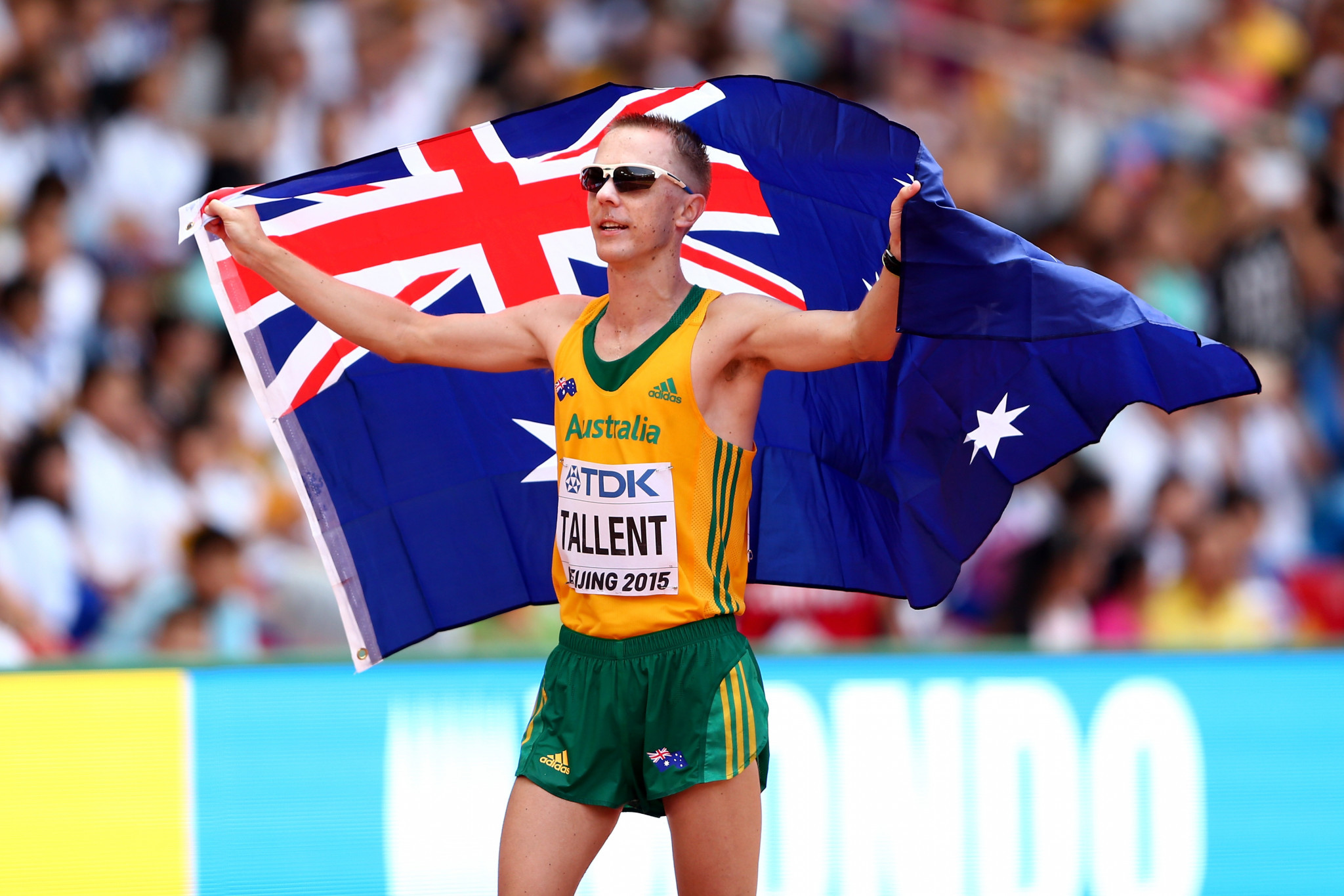 Tallent to miss chance of medal at fourth consecutive Olympics at Tokyo 2020 after injury-enforced retirement