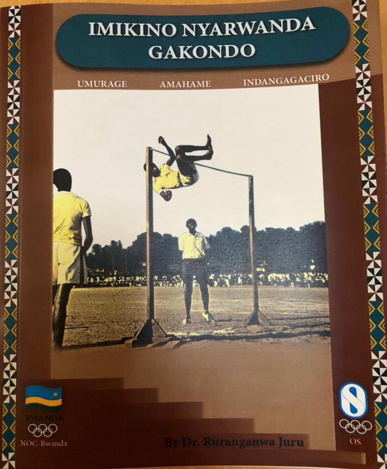 Rwandan NOC launches book on traditional sports and heritage