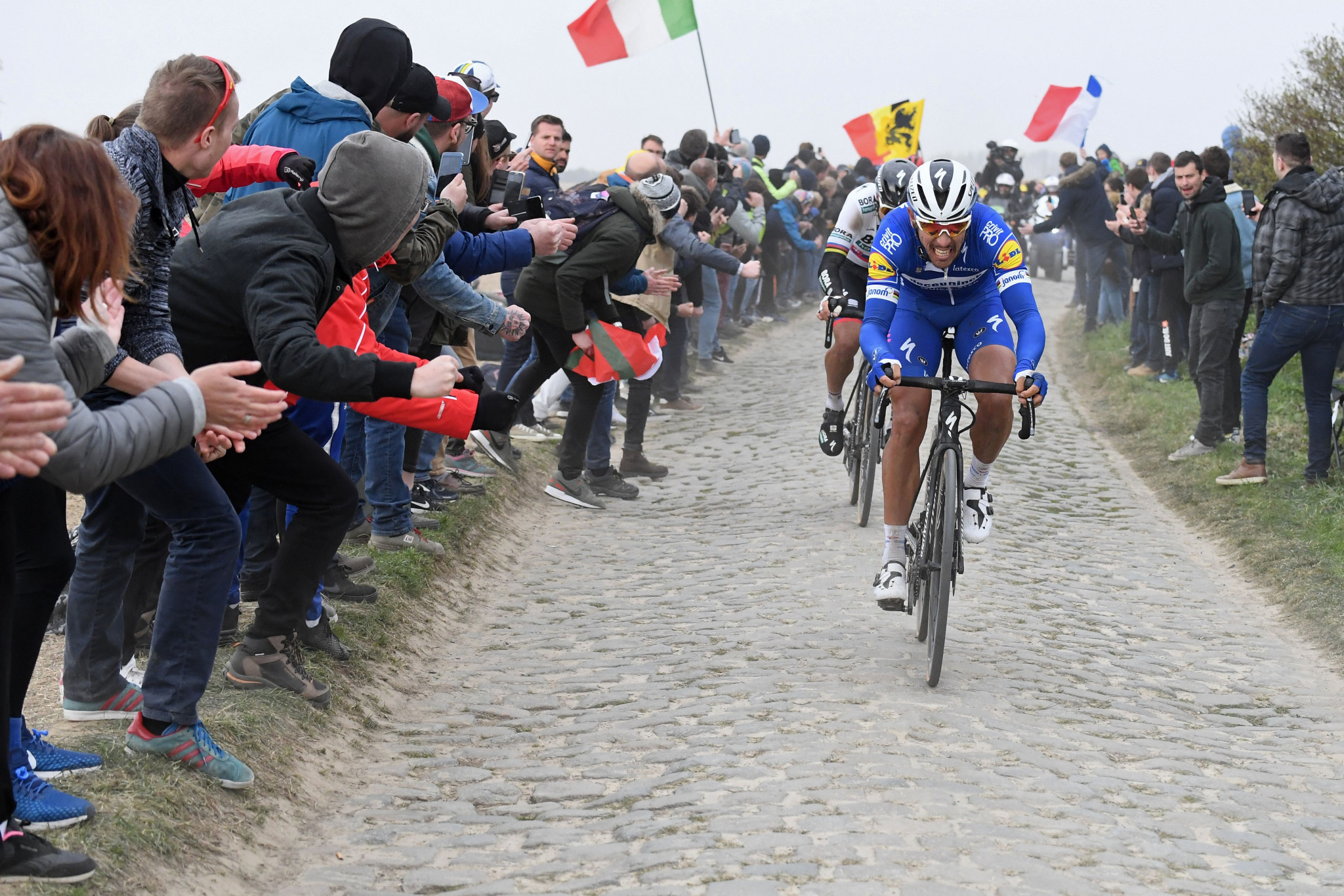 Paris-Roubaix has been moved to October ©Getty Images