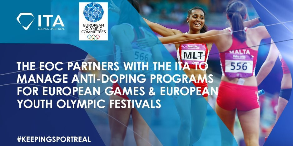 The European Olympic Committees has named the International Testing Agency as an independent partner ©EOC