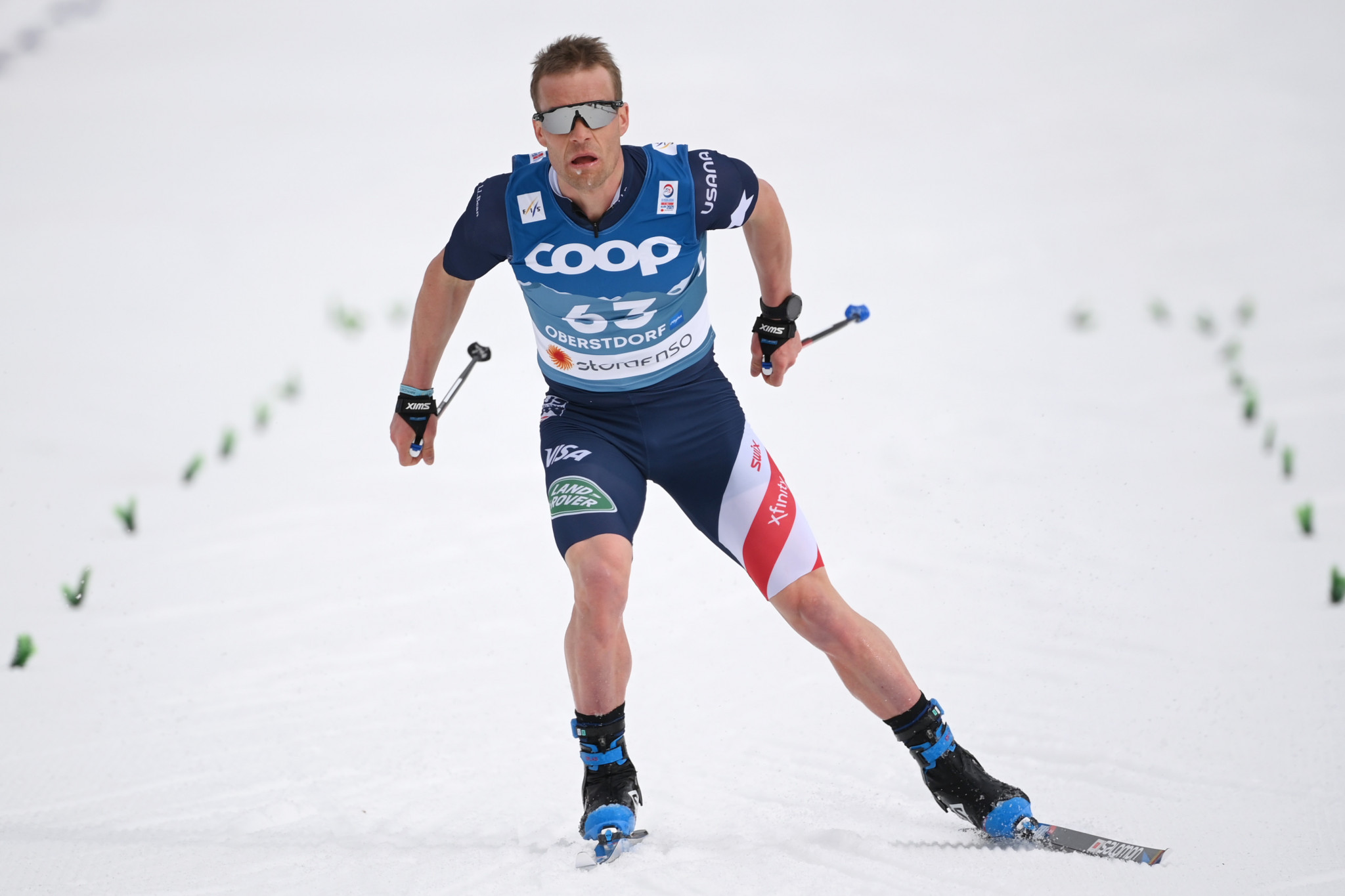 Hamilton adds to US cross-country skiing retirements