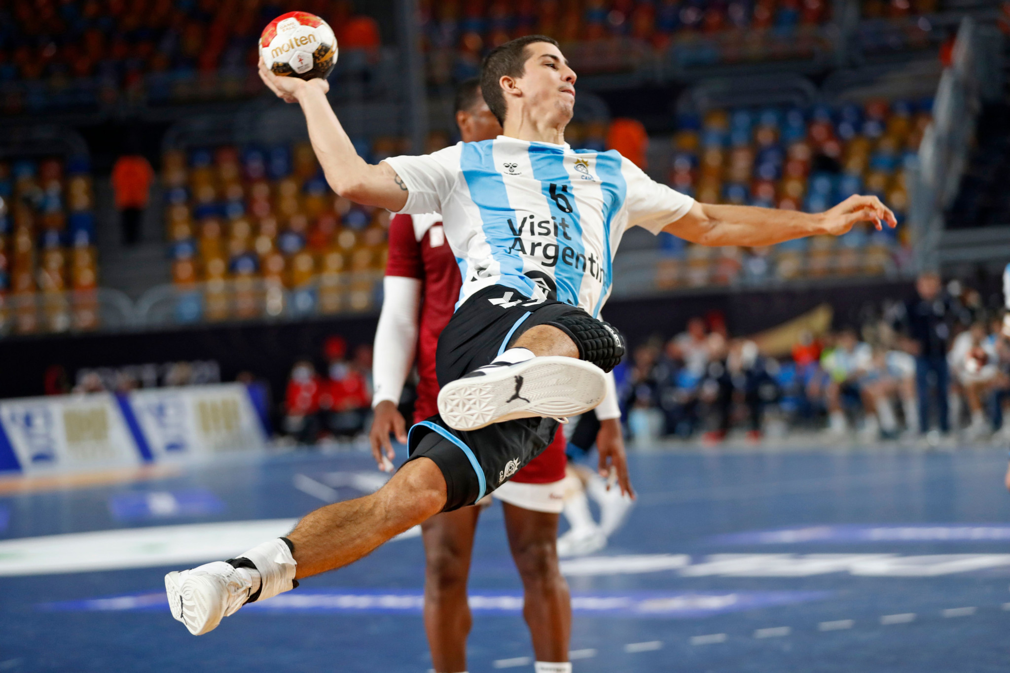 Argentina will be in the men's handball Group A along with Spain and Germany ©Getty Images