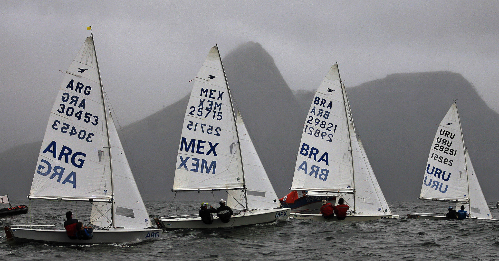 An extra sailing event has been added to the Santiago 2023 programme ©Getty Images
