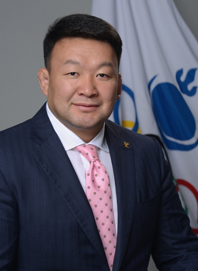 Naidan Tüvshinbaya, President of the Mongolian National Olympic Committee, has been jailed for 20 days for an assault ©OCA