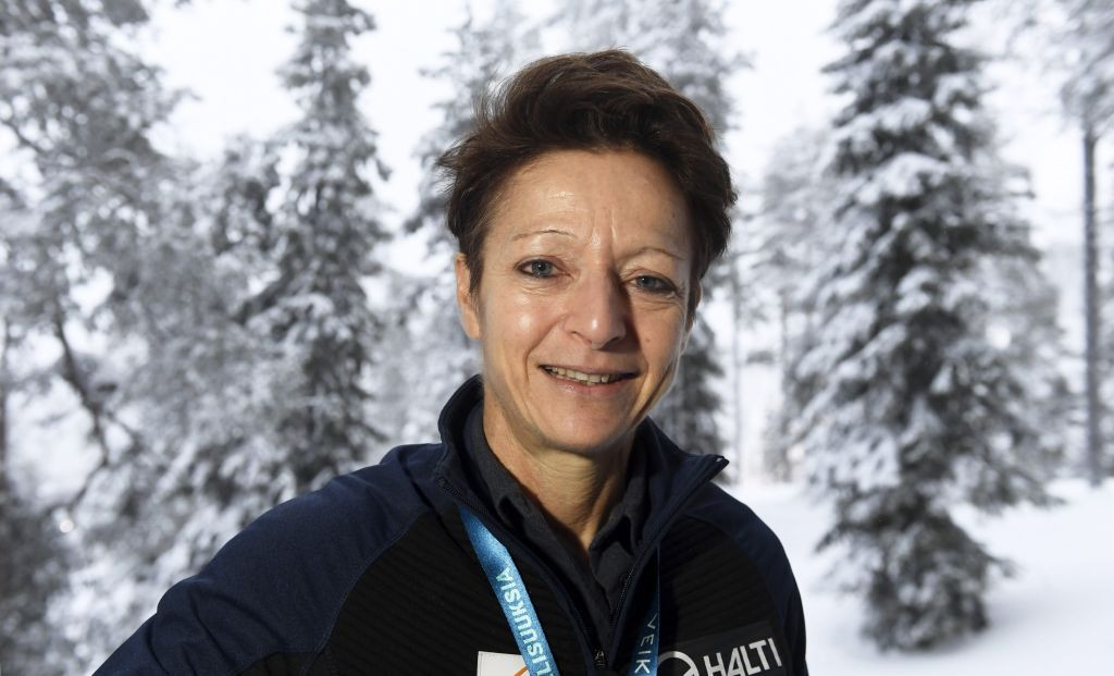 Sarah Lewis has confirmed she is seeking to replace Gian-Franco Kasper as FIS President ©Getty Images
