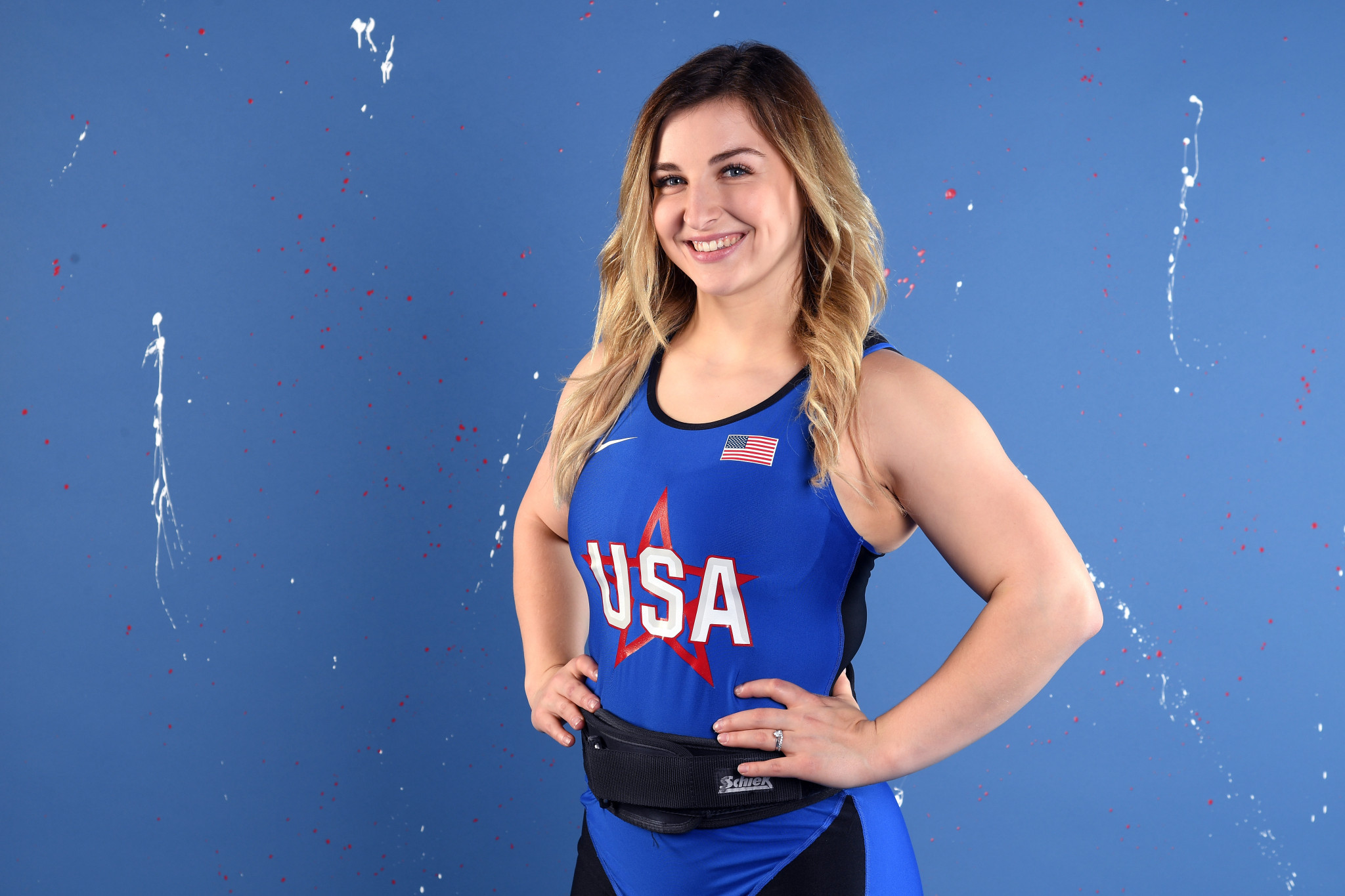 Kate Nye is among the American weightlifters whose medal chances are increased by North Korea skipping the Olympics