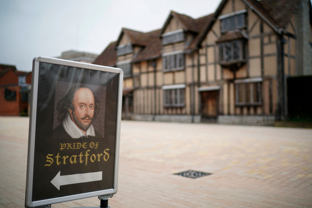 Stratford-upon-Avon, the home of William Shakespeare, is in easy reach of Birmingham ©Getty Images
