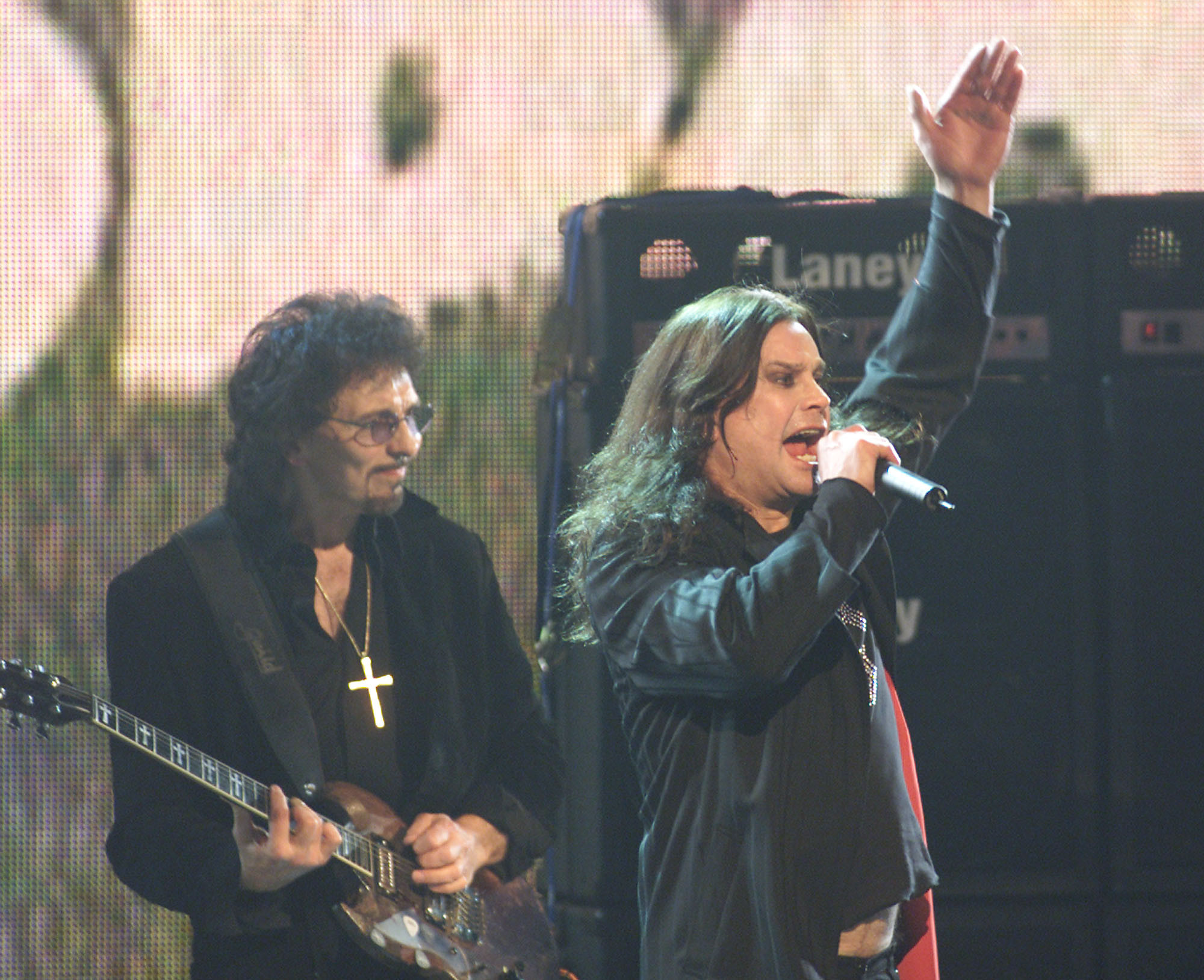 Black Sabbath are part of Birmingham's iconic music scene ©Getty Images