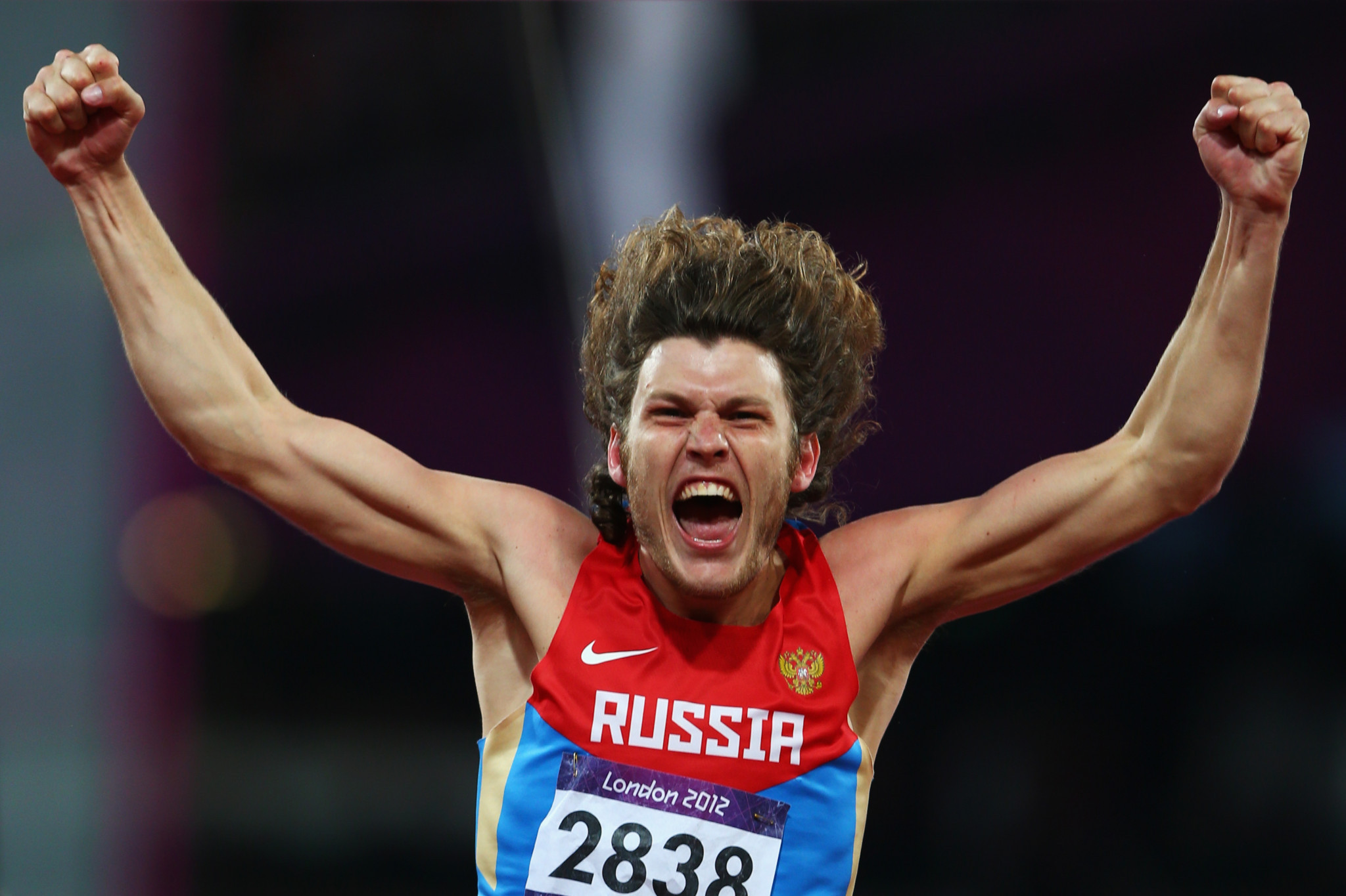Ivan Ukhov's appeal against a four-year doping ban was only partially upheld, meaning his first-place finish at London 2012 remains disqualified  ©Getty Images