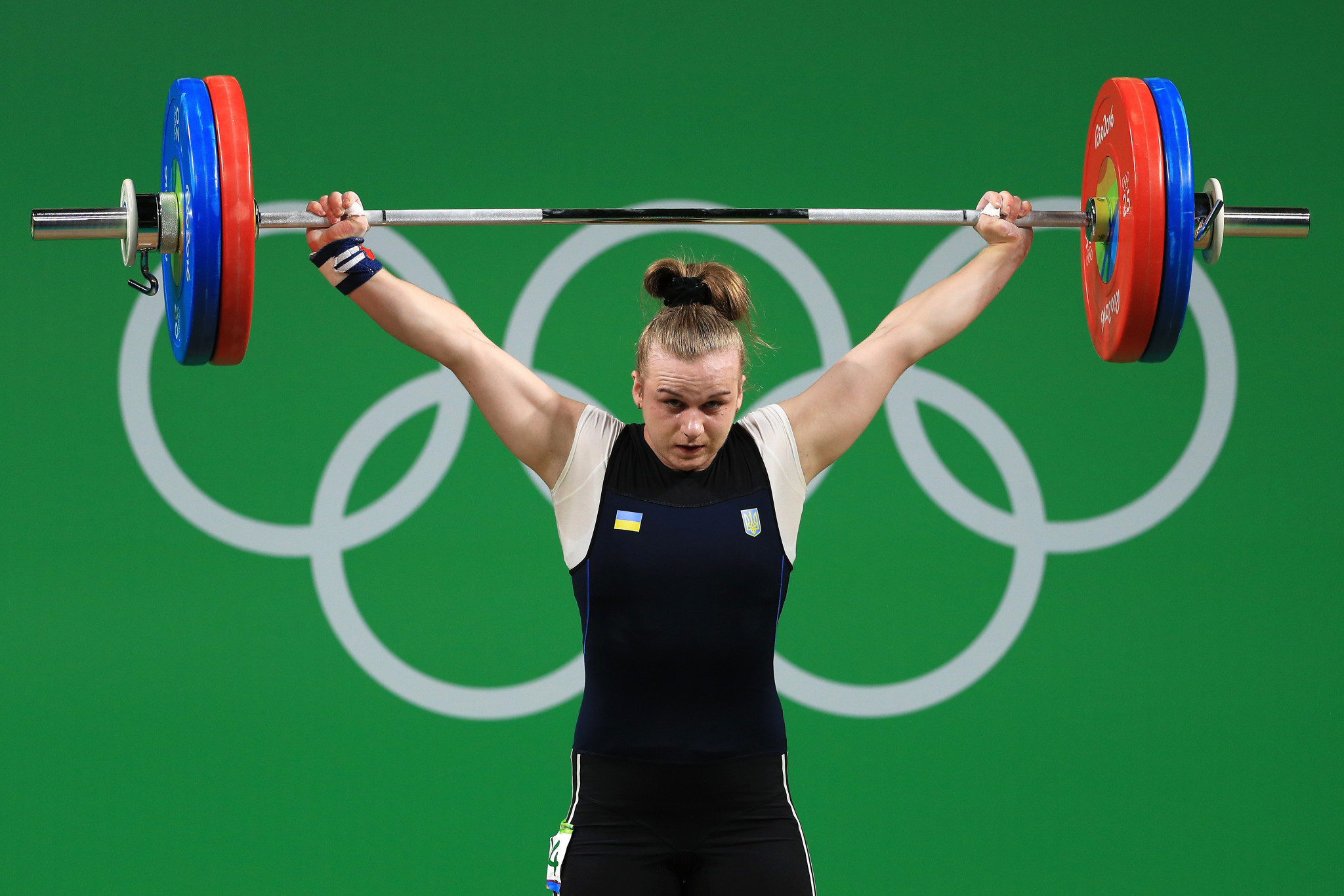 Dekha benefits from Valentin's absence to win controversial European Weightlifting Championships gold