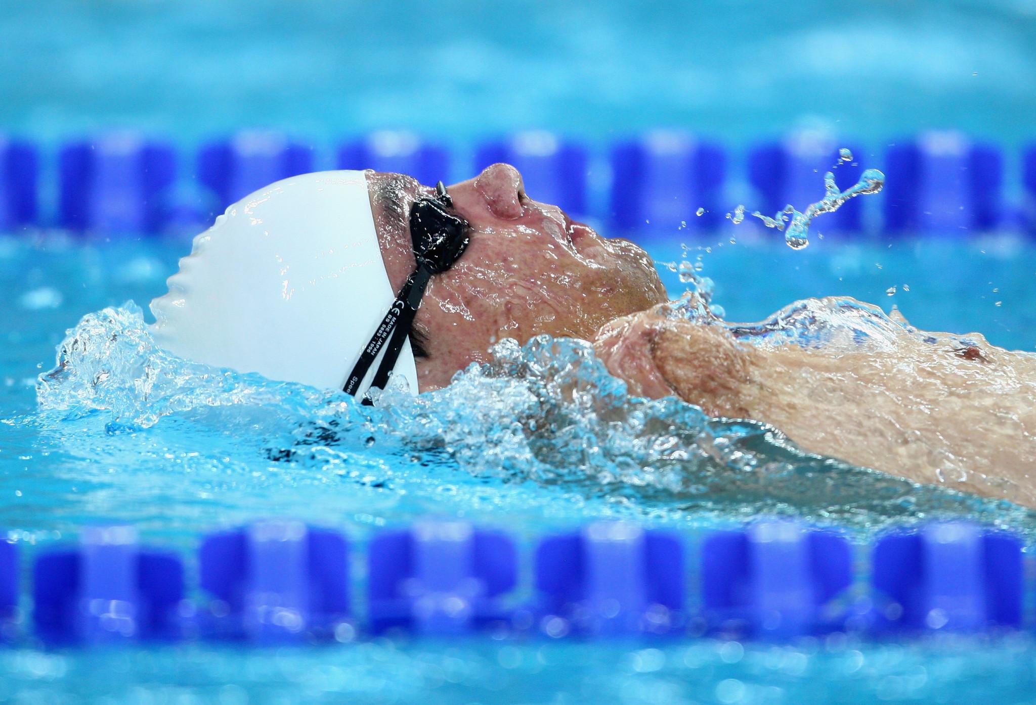 Shalabi and Moleman break records as World Para Swimming World Series starts in Sheffield