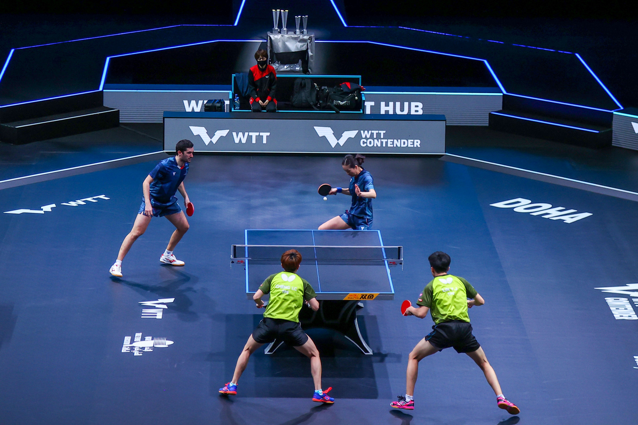 World Table Tennis plans to stage Chinese hub after Tokyo 2020 Olympics