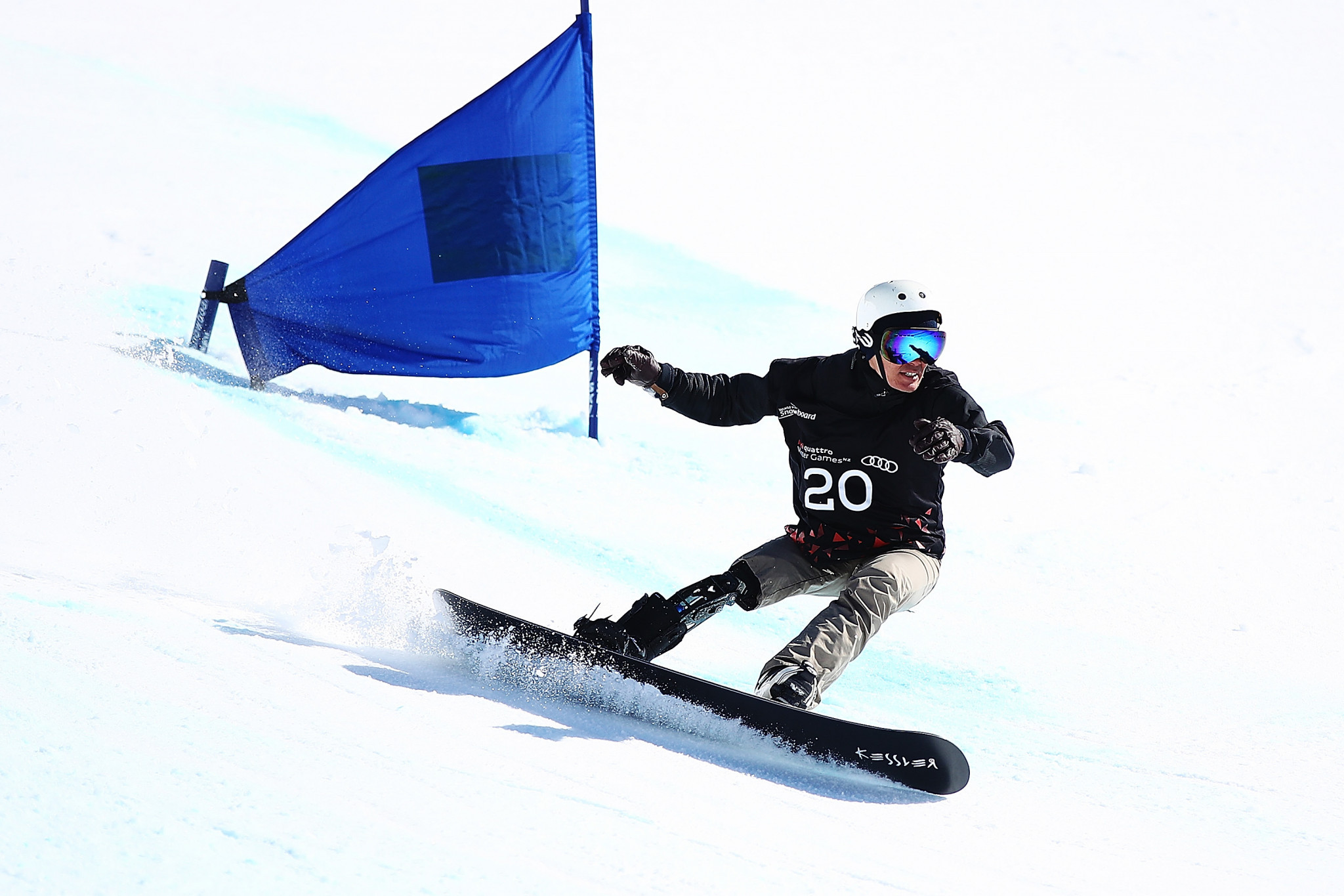 Para-snowboard will be part of the World Para Snow Sports Championships too ©Getty Images