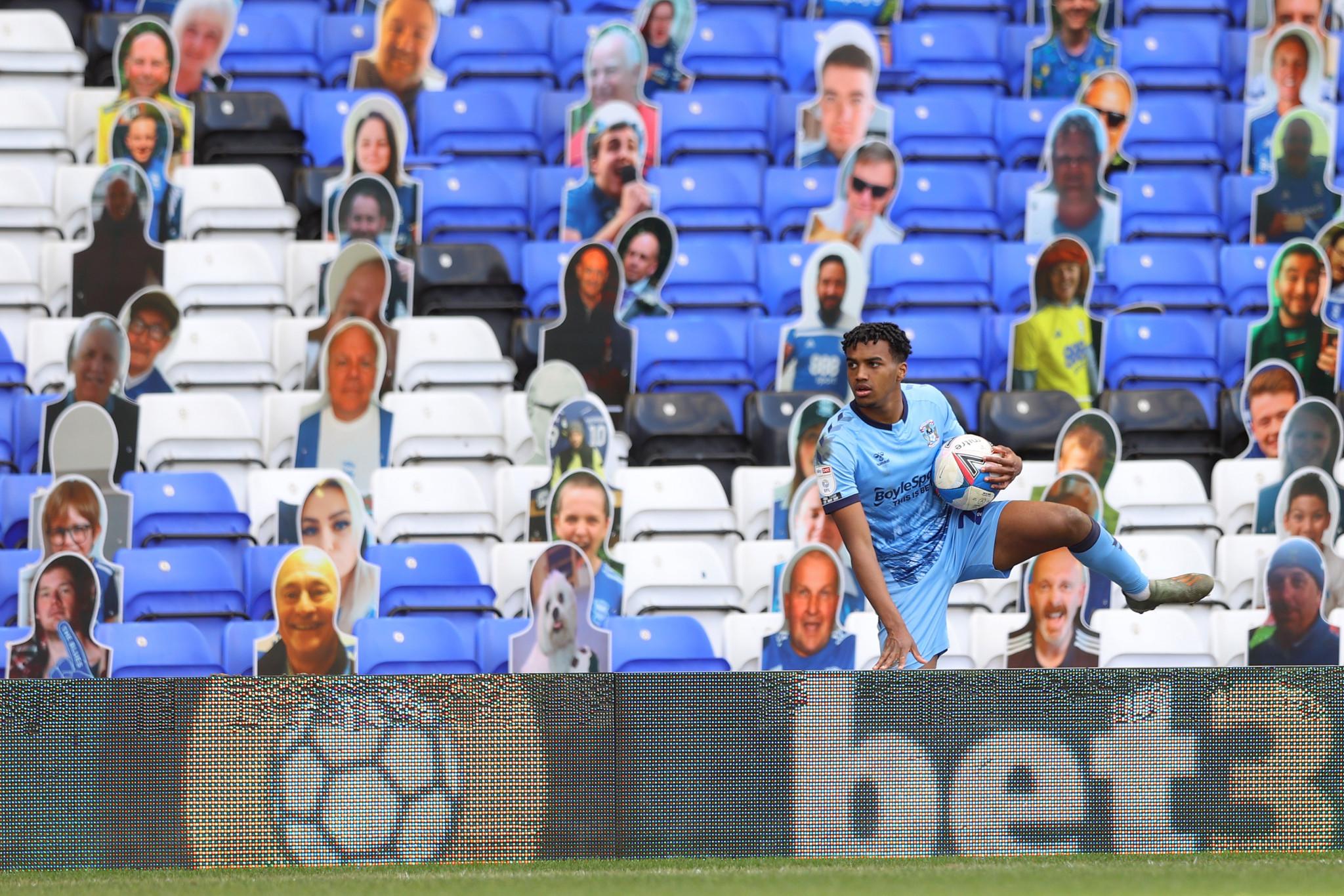 "British sports bodies support ""vaccine passports"" to allow fans to return"