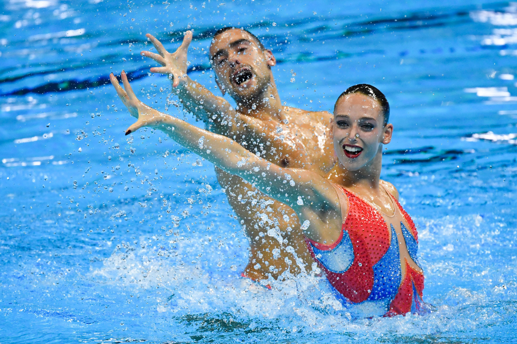 Budapest to stage first in-person leg of 2021 Artistic Swimming World Series