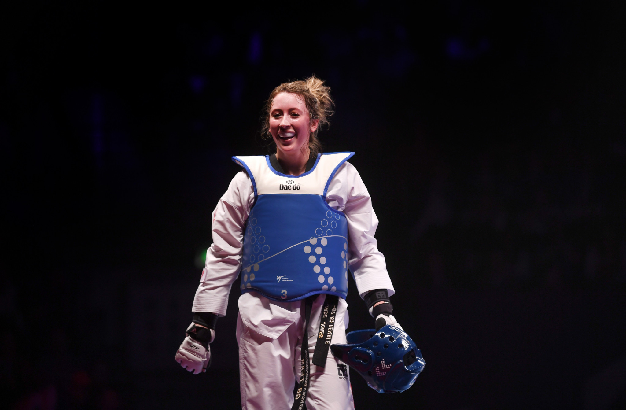 Olympic champion Jones retains European taekwondo title as Russia win two golds in Sofia