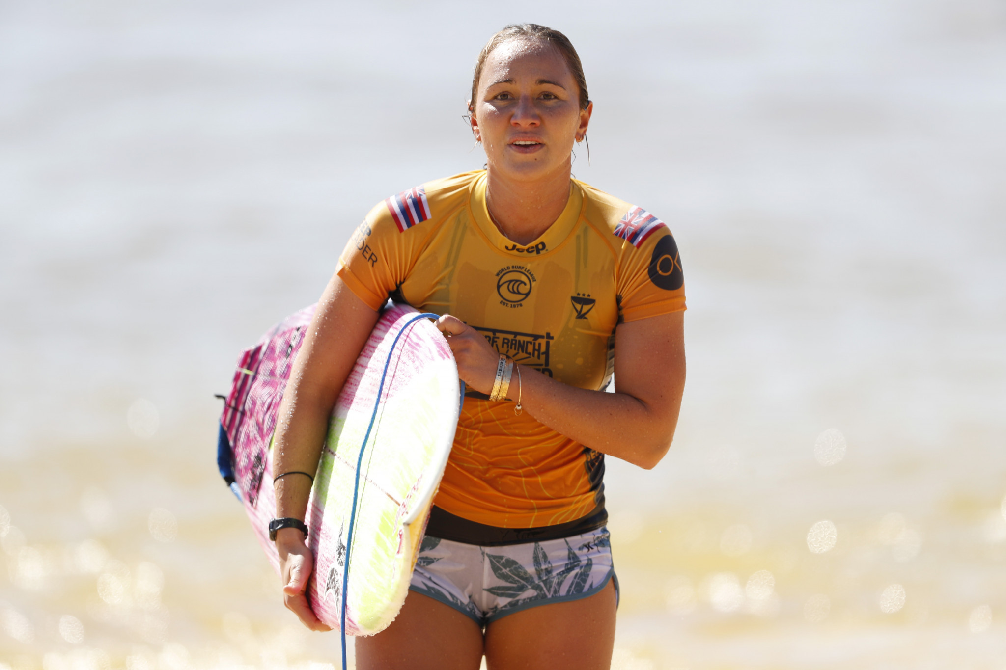 Ferreira and Moore triumph at World Surf League event in Newcastle