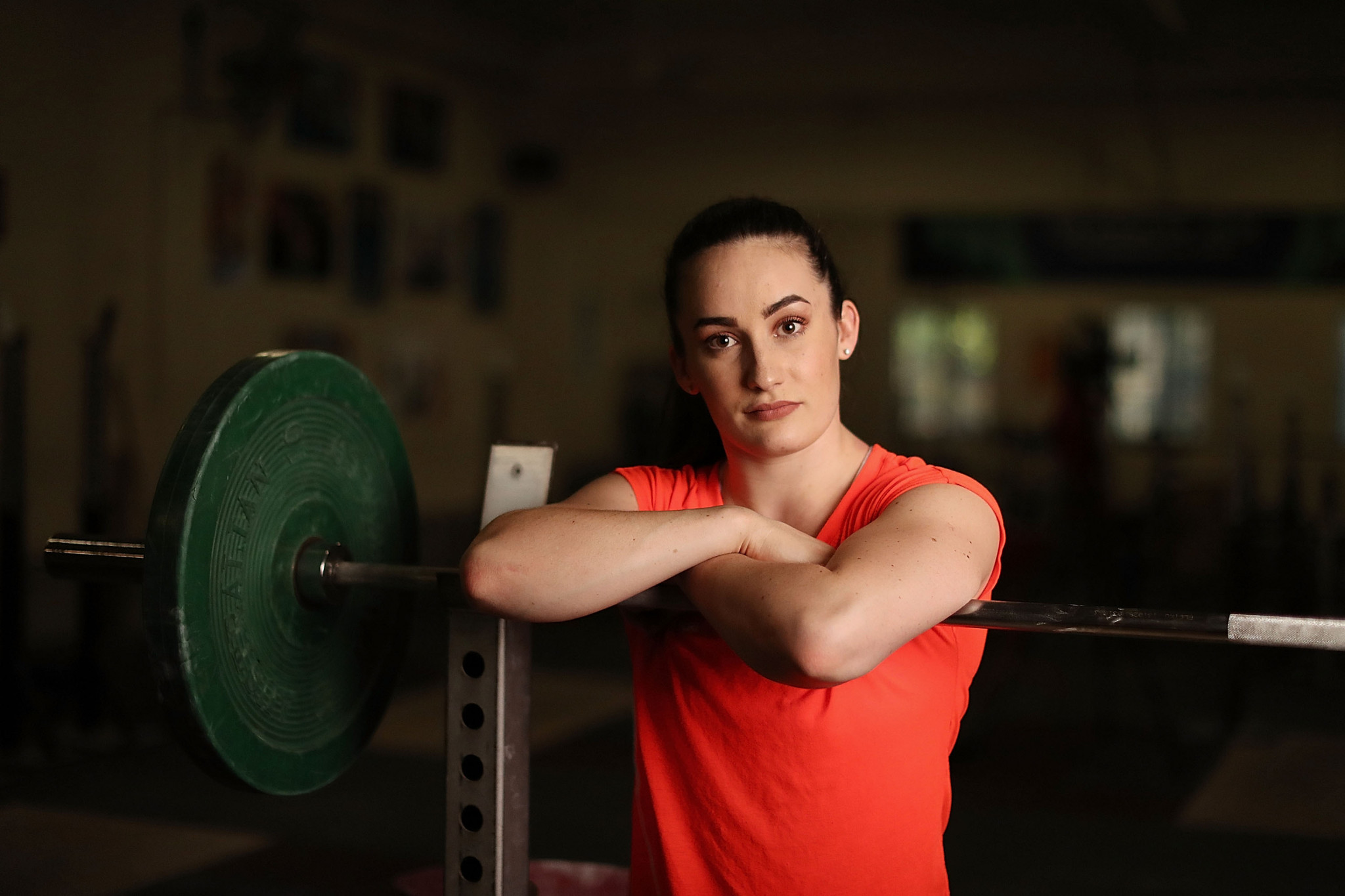 Sarah Davies, chair of the IWF Athletes' Commission, produced a career-best performance at the European Weightlifting Championships this week ©Getty Images