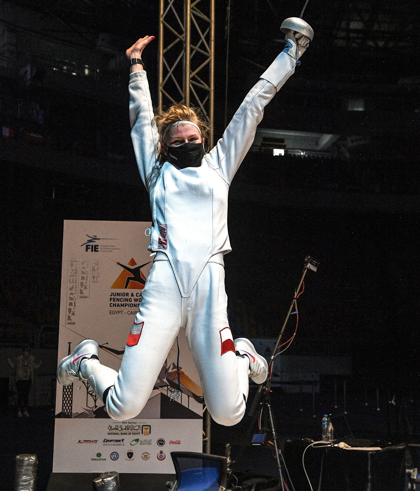 Poland win both épée titles at Cadet World Fencing Championships