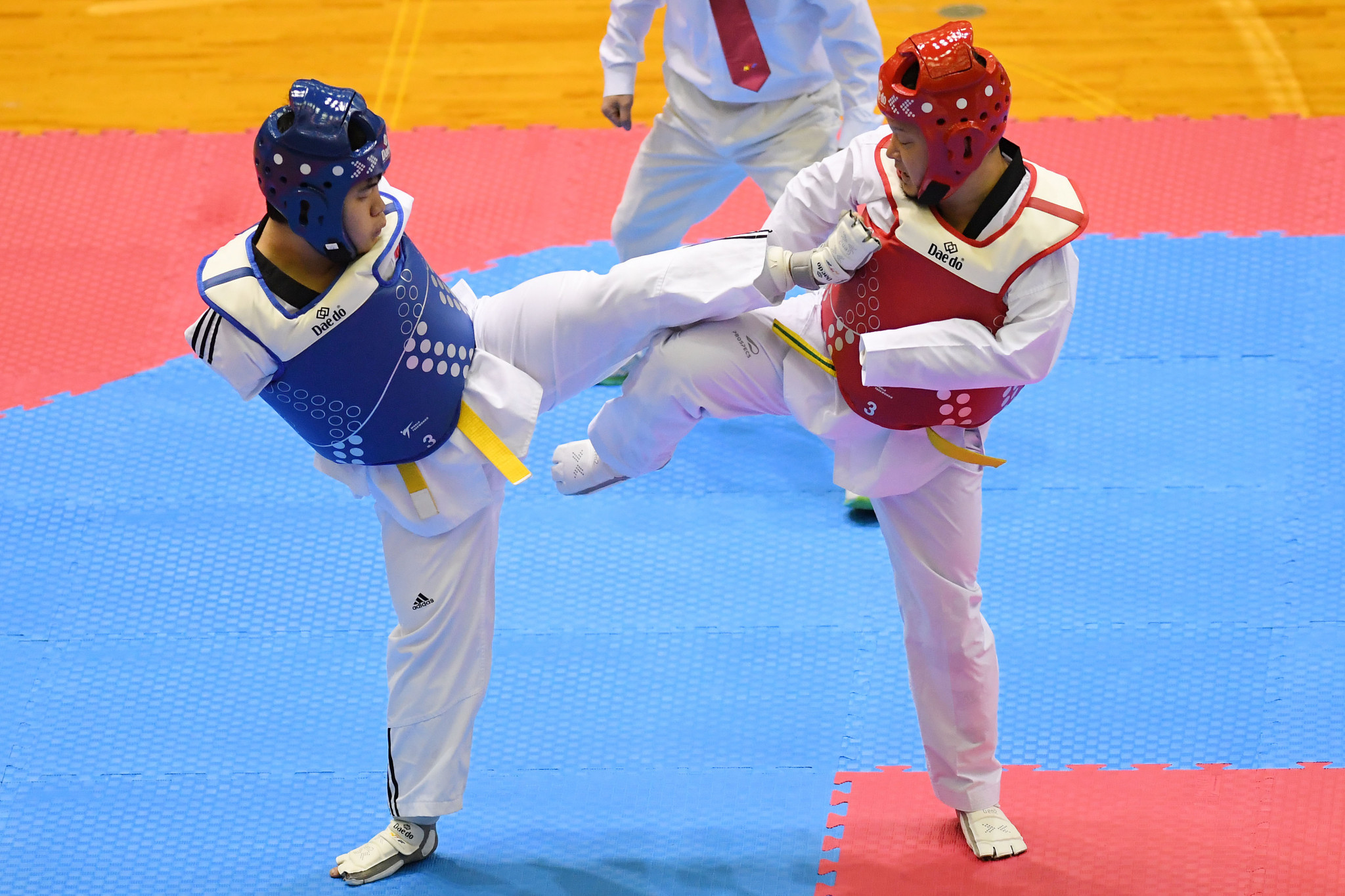 Para Taekwondo Committee chair urges coaches to get certified as 61 countries unable to enter international competitions