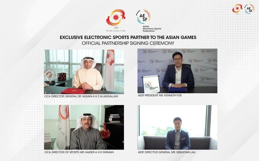 AESF members voice approval for esports' medal inclusion at 2022 Asian Games
