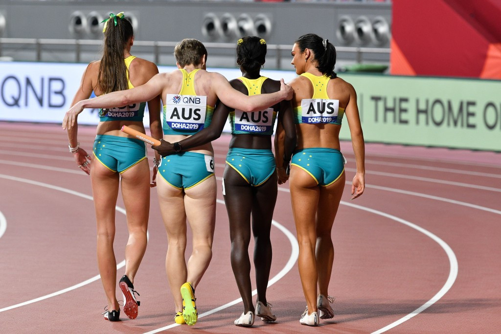 Australian athletes will not be present at the World Relays in Poland next month ©Getty Images