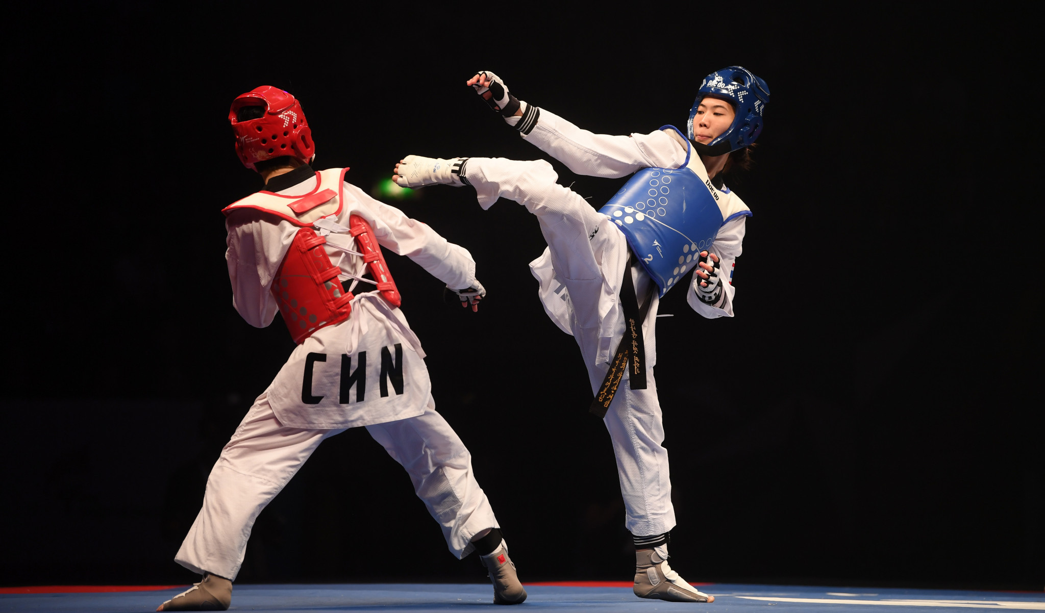 World Taekwondo works tirelessly to support its members associations from across the globe ©Getty Images