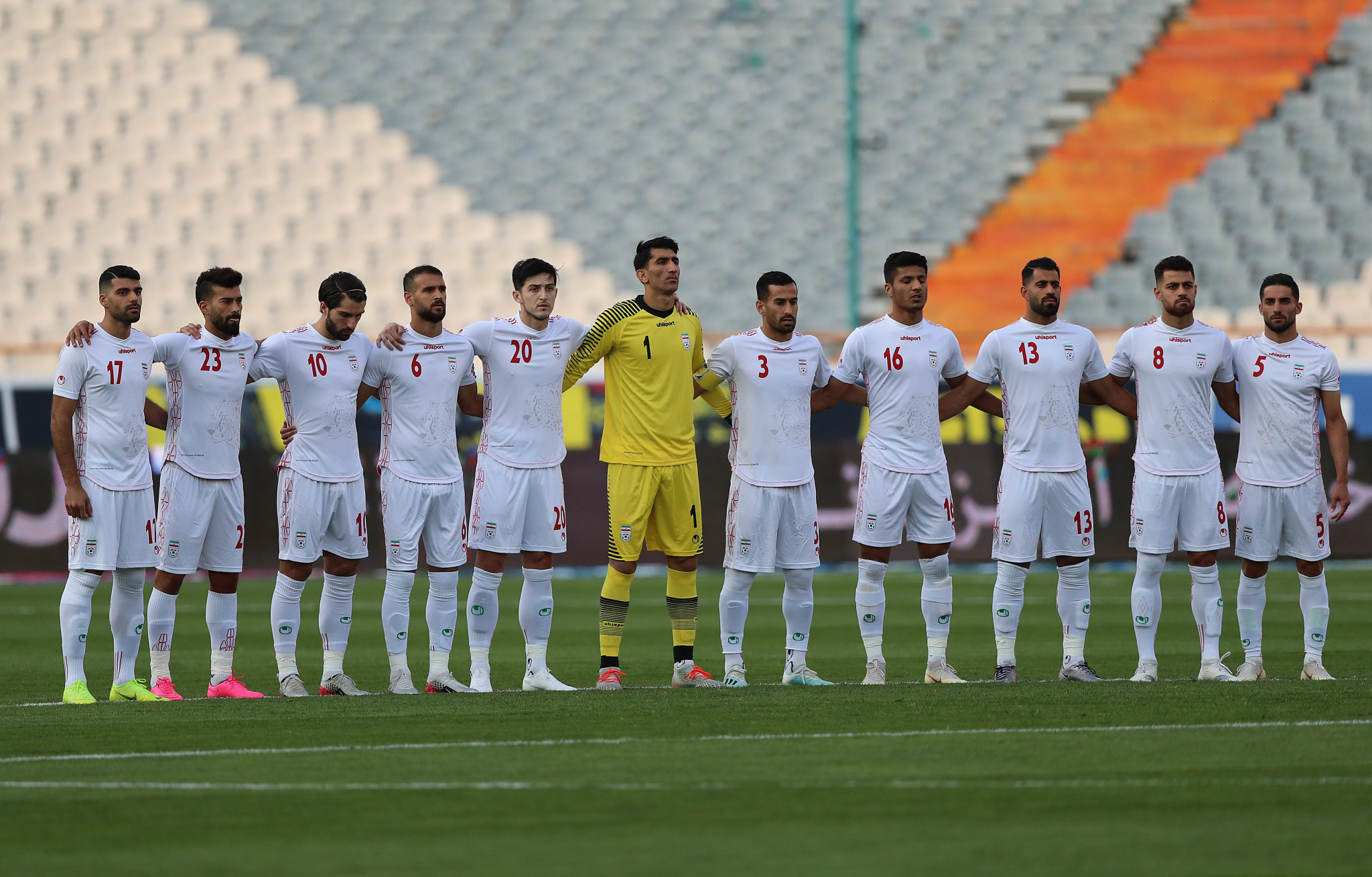 Iran's national football team could be forced to play three of its four remaining matches away from home ©Getty Images