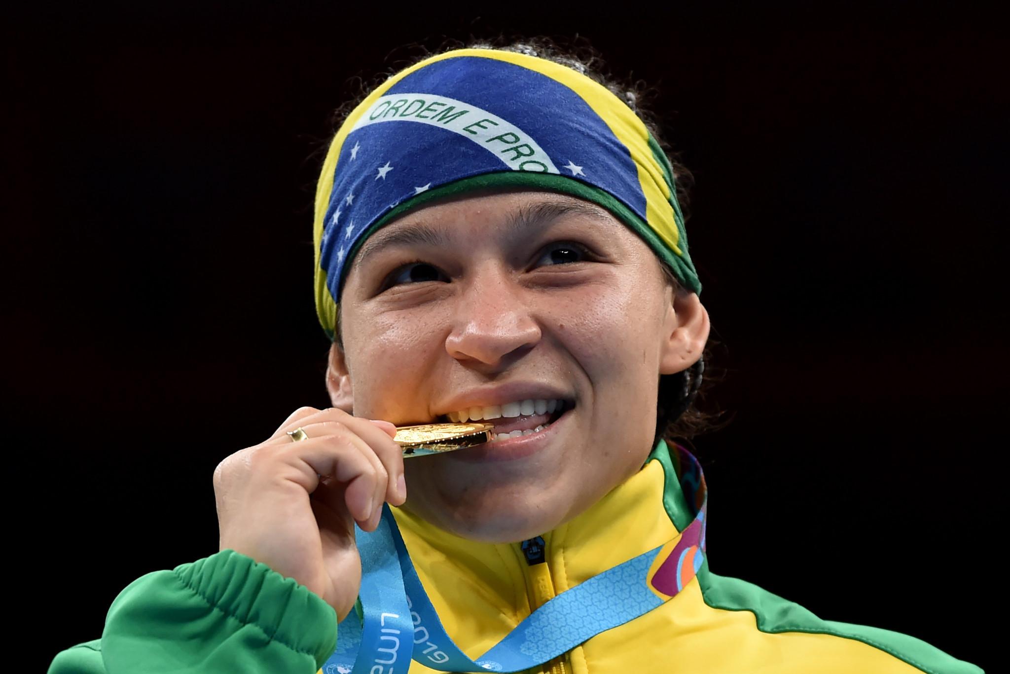 World champion Ferreira becomes ambassador for AIBA Youth World Boxing Championships
