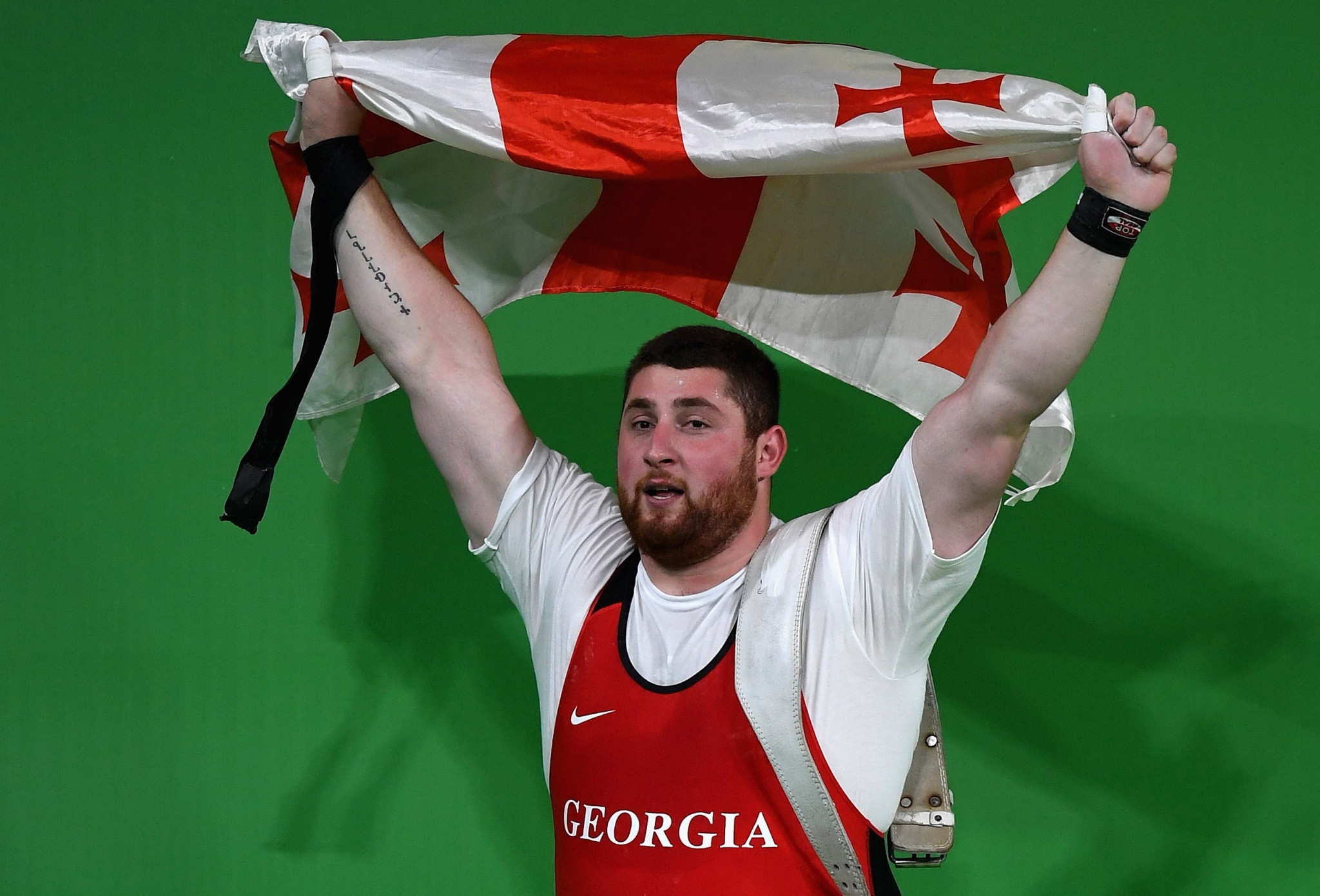 World records for Lasha and another British gold in European Weightlifting Championships