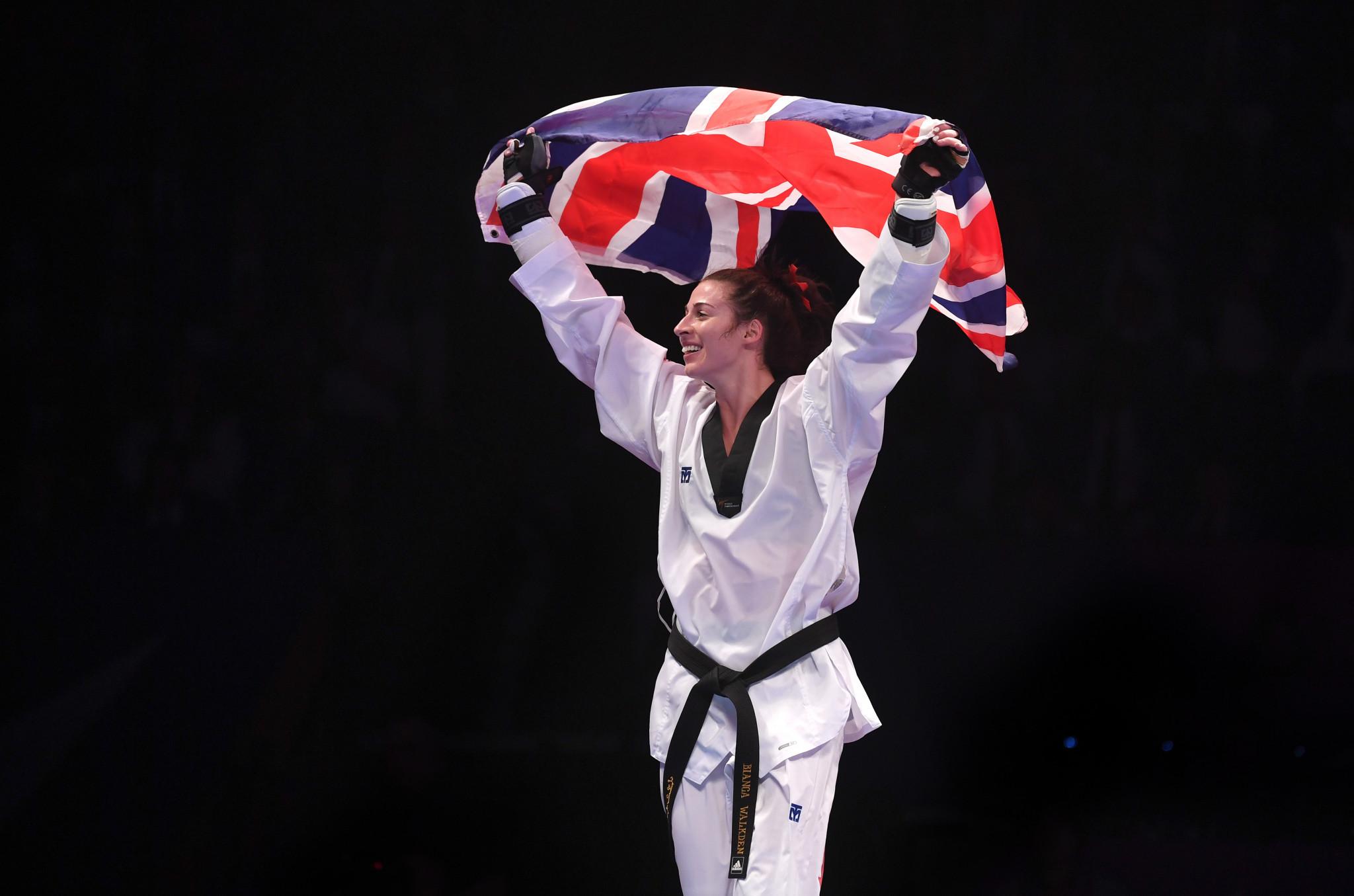 Walkden and McGowan triumph on golden last day of European Taekwondo Championships for Britain