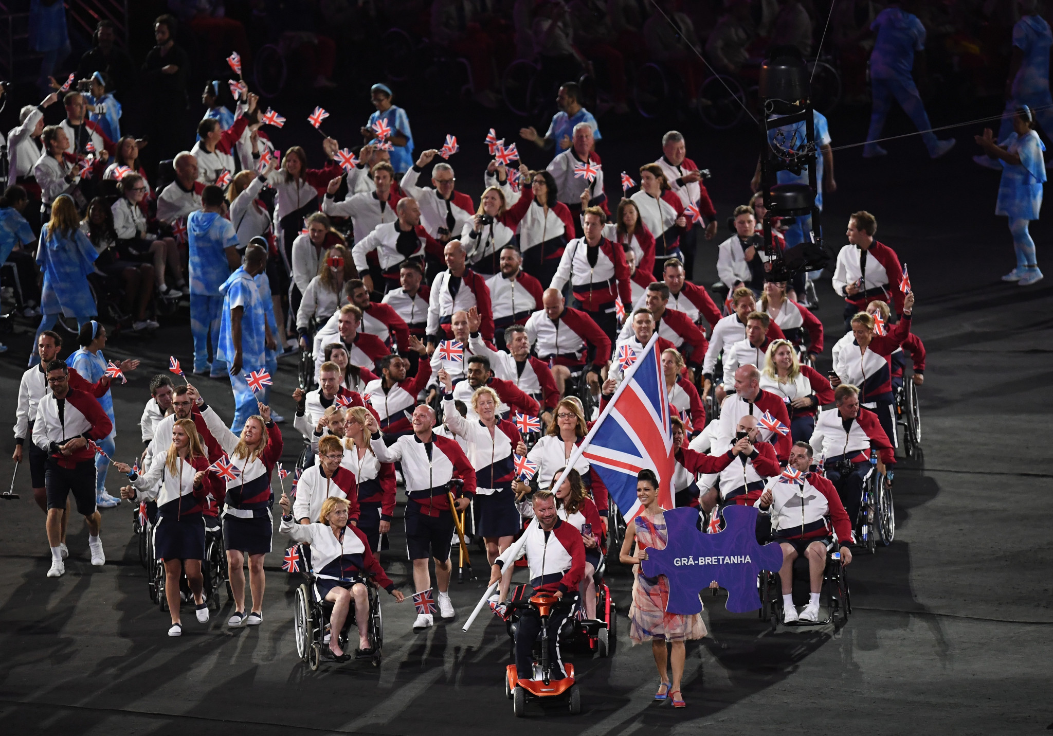 Ten Britons will benefit from the Nicholas Cheffings Para Athlete Bursary in 2021 ©Getty Images