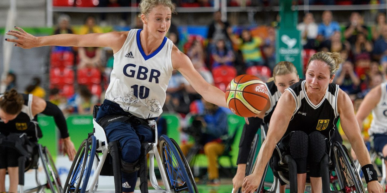 British Wheelchair Basketball signs four-year deal with Irwin Mitchell financial advisors