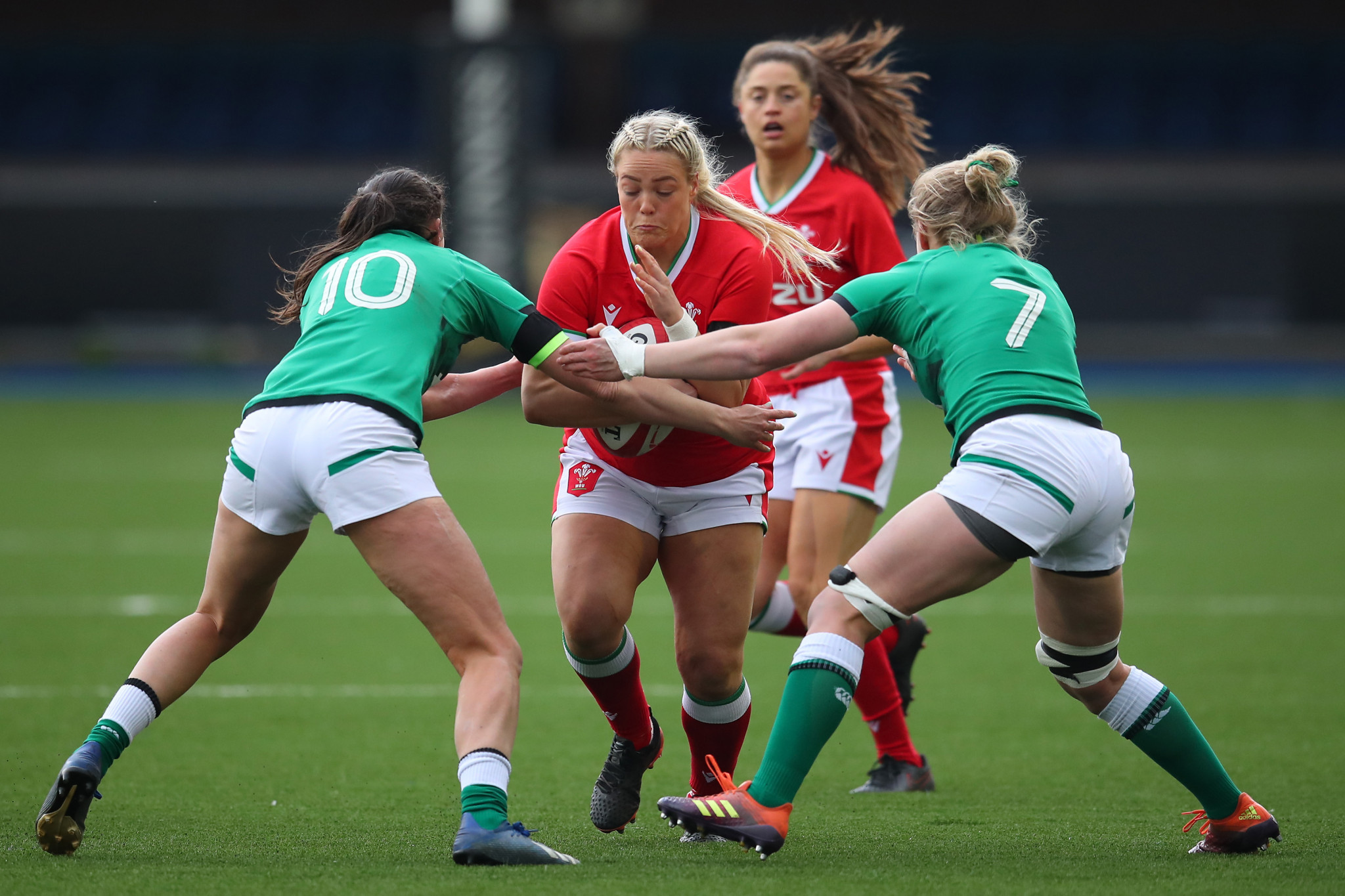 Women's Six Nations match between Ireland and France in doubt because of quarantine restrictions
