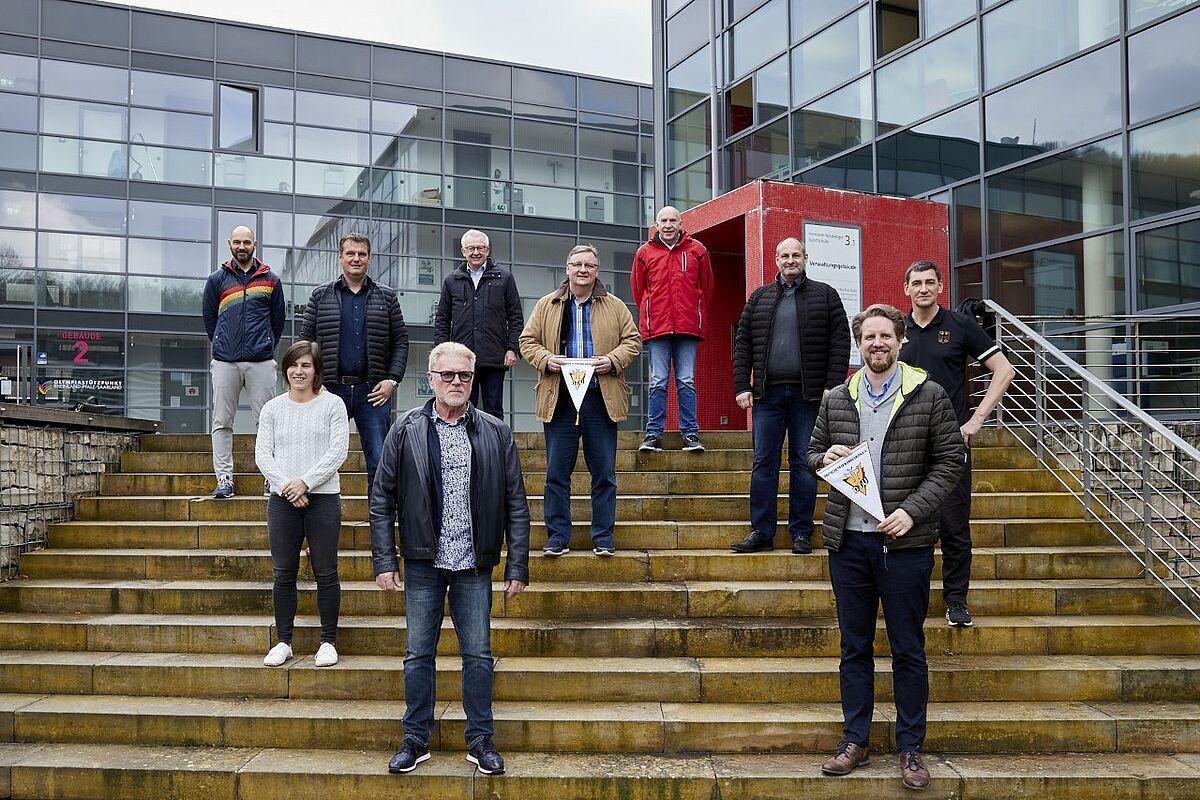 German Taekwondo Union sports director praises elite Saarbrücken facility