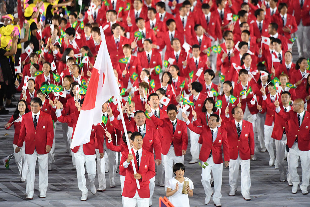 Japan is set to enjoy a successful home Olympic Games, according to a medal prediction ©Getty Images