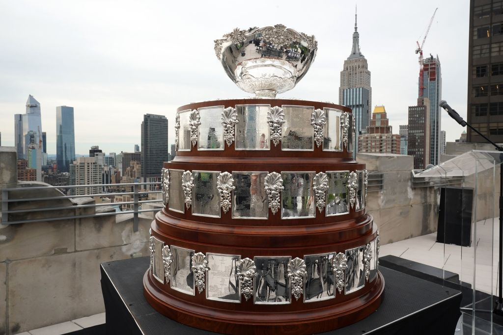 Innsbruck and Turin chosen as Madrid's co-hosts for expanded 2021 Davis Cup