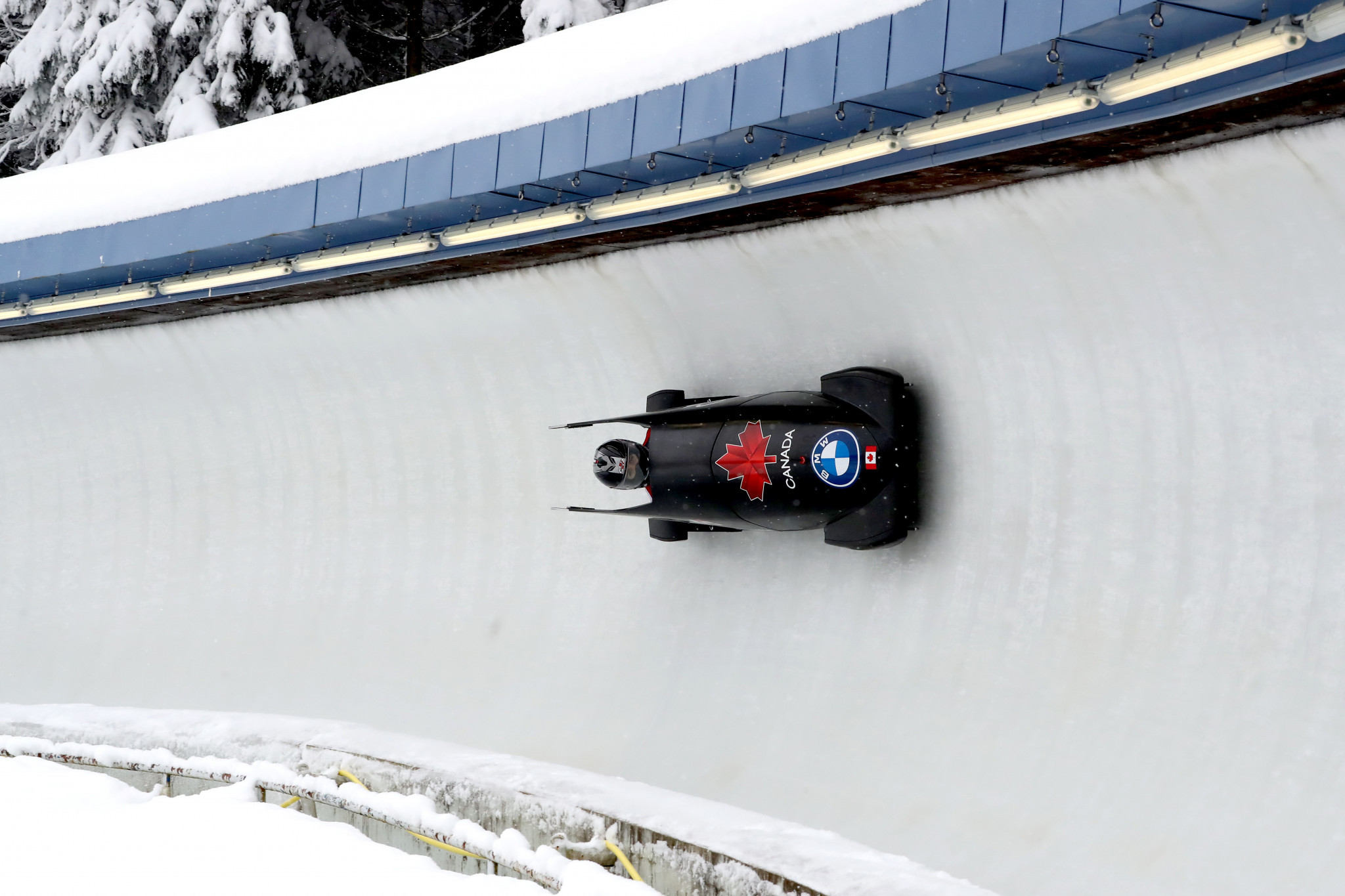 No World Cup stages will be held in the United States and Canada for the second straight season, according to the IBSF's provisional calendar ©Getty Images