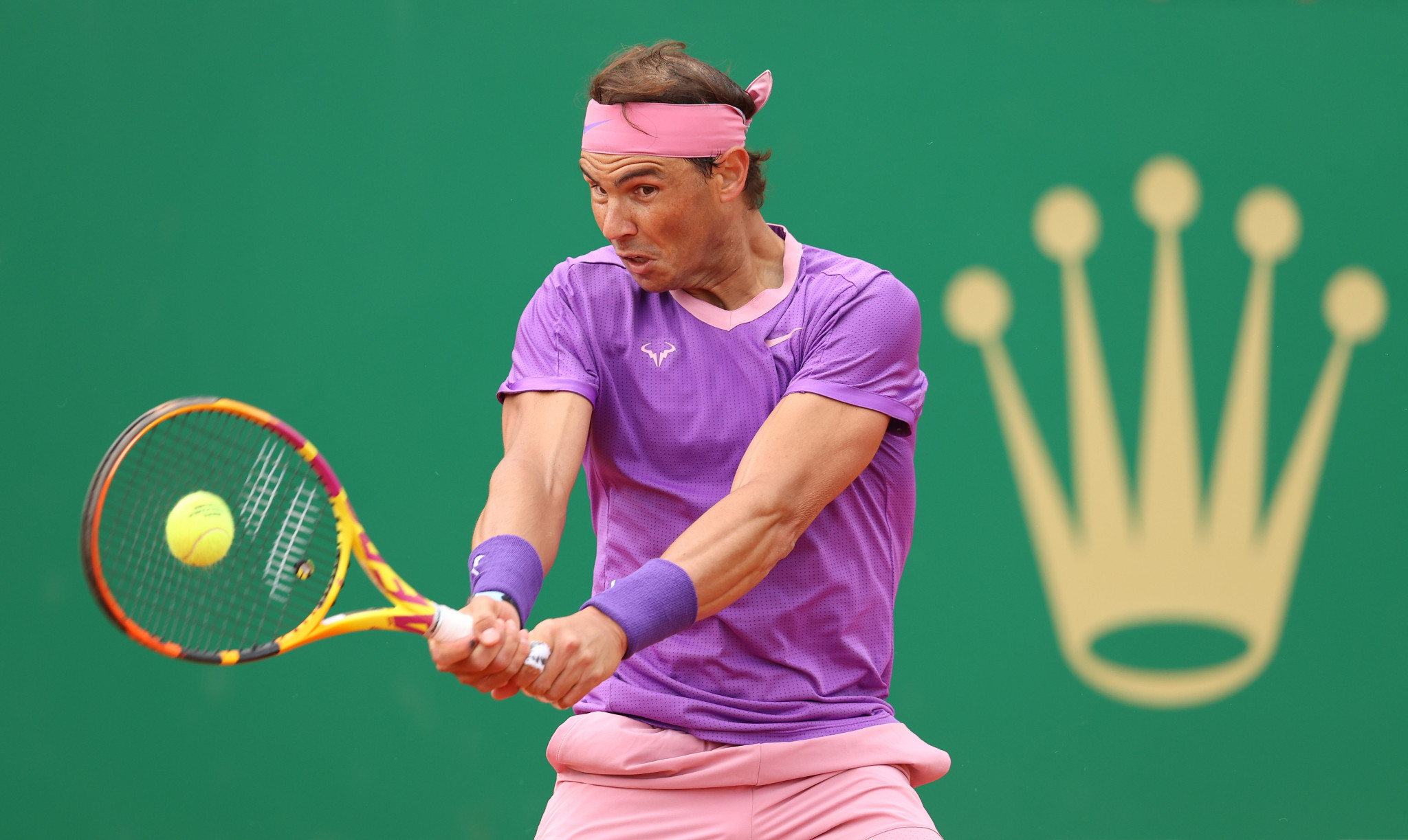 Rafael Nadal has pulled out of the Tokyo 2020 Olympics ©Getty Images