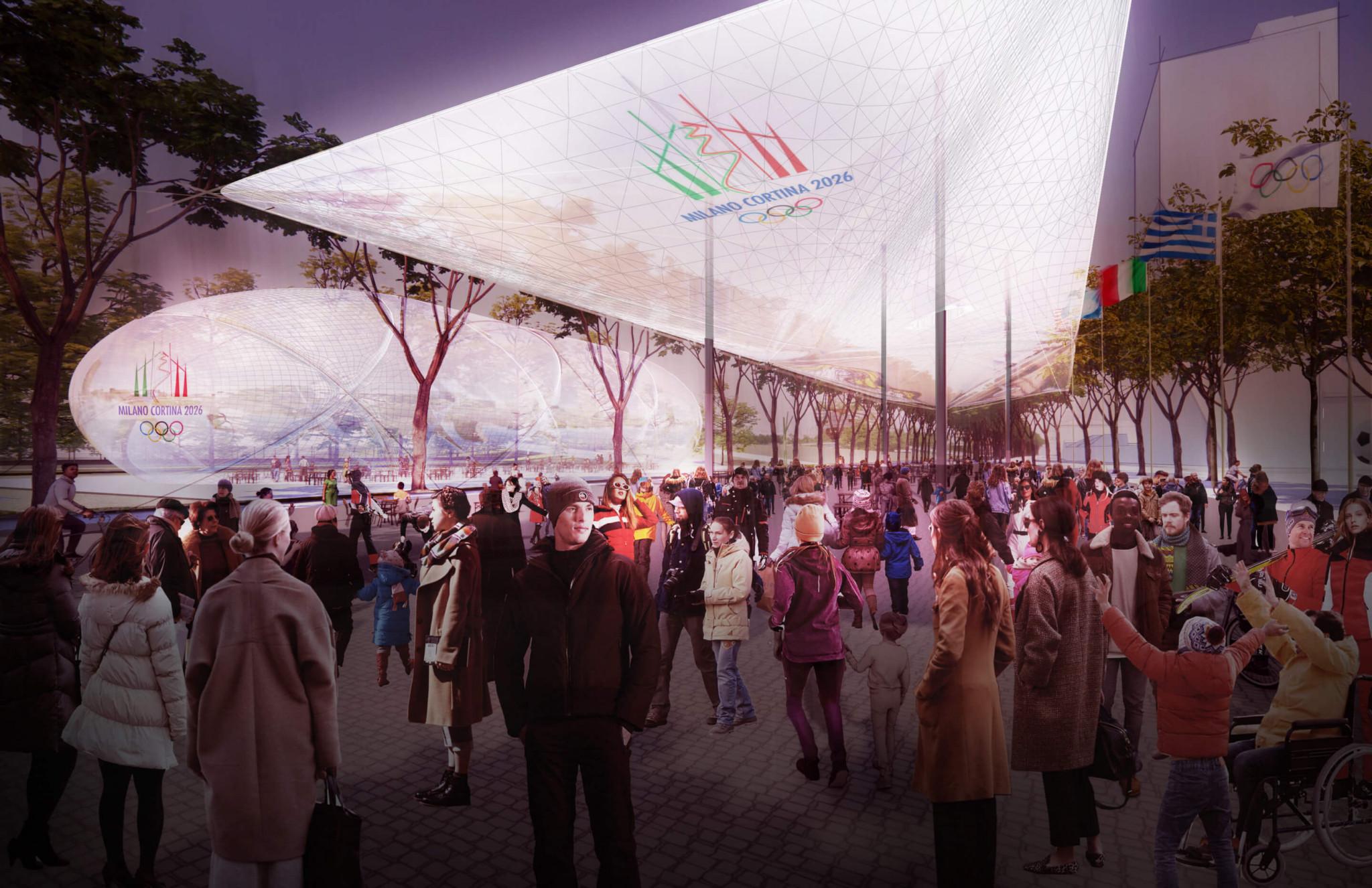 Consortium to masterplan the Olympic Village for Milan Cortina 2026 chosen