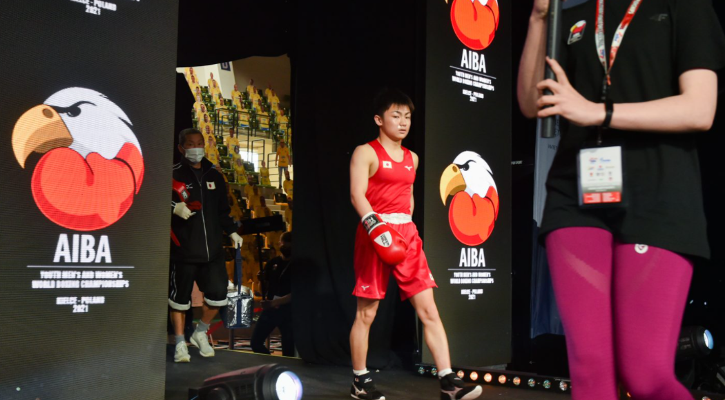 Japan's livewire Kira into last eight at AIBA Youth World Boxing Championships in Kielce