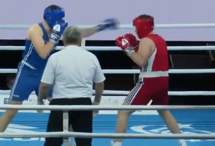 Men's gold medal contenders getting into stride at AIBA Youth World Championships in Kielce